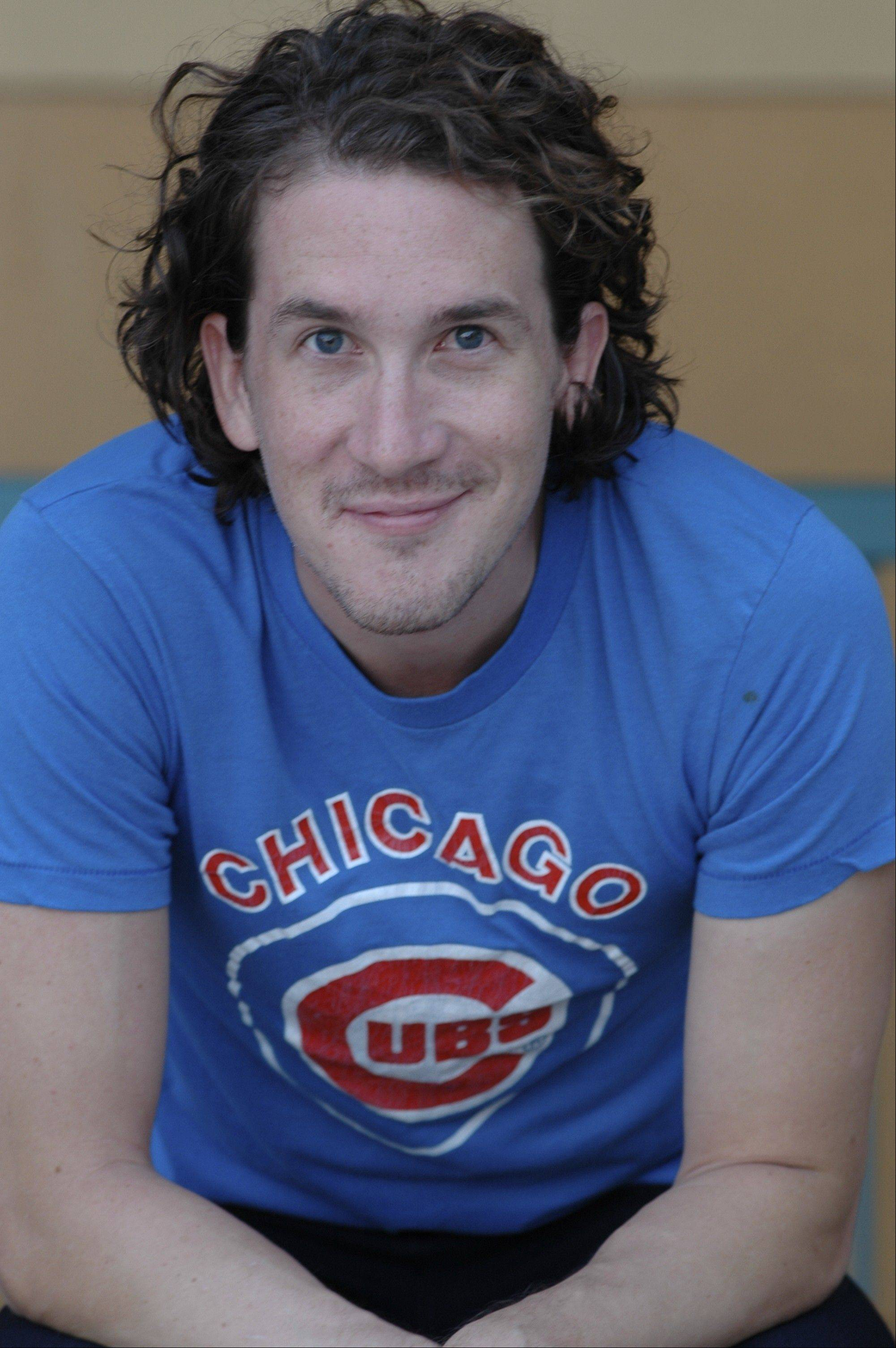 "Mount Prospect native Ian Brennan, creator of ""Glee,"" will appear on screen for the first time Tuesday night, Feb. 21."