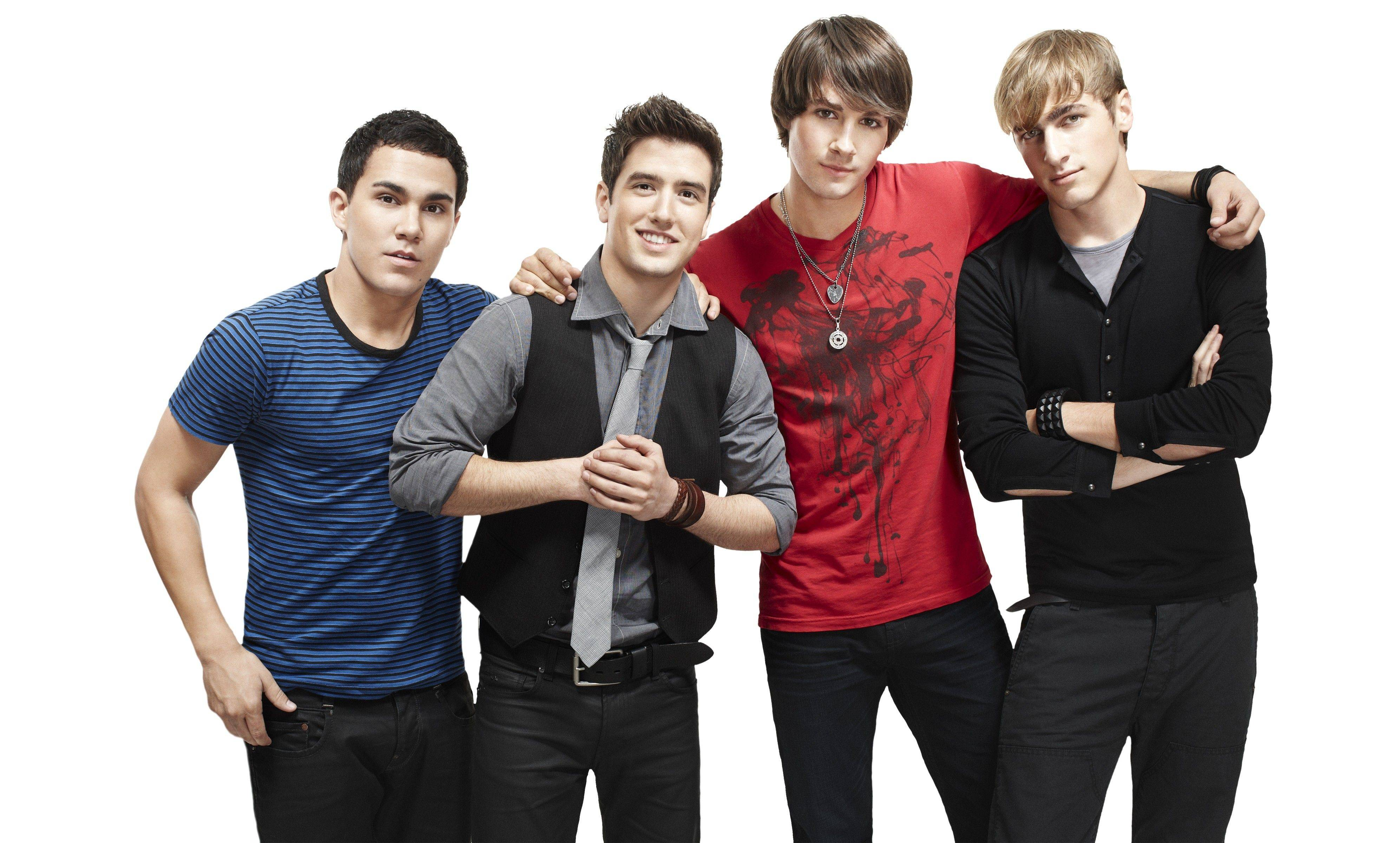 Nickelodeon boy-band Big Time Rush comes to Rosemont