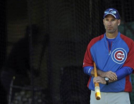 The Cubs' spring-training camp livened up Thursday with the kickoff of a bunting tournament, an event that has taken on a huge life of its own. Even manager Dale Sveum  has a place in the tourney.
