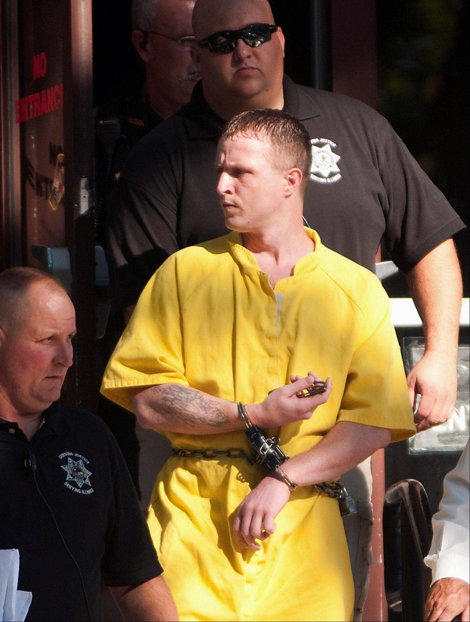Nicholas Sheley is accused of bludgeoning eight people, including a 2-year-old boy, to death.