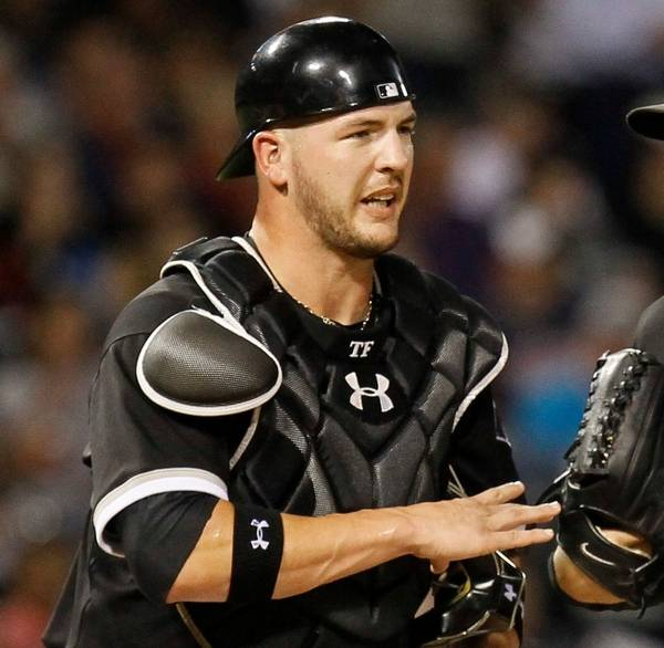 Aj pierzynski and tyler flowers have smoothed out relationship tyler flowers above is the heir apparent to veteran white sox catcher aj pierzynski mightylinksfo
