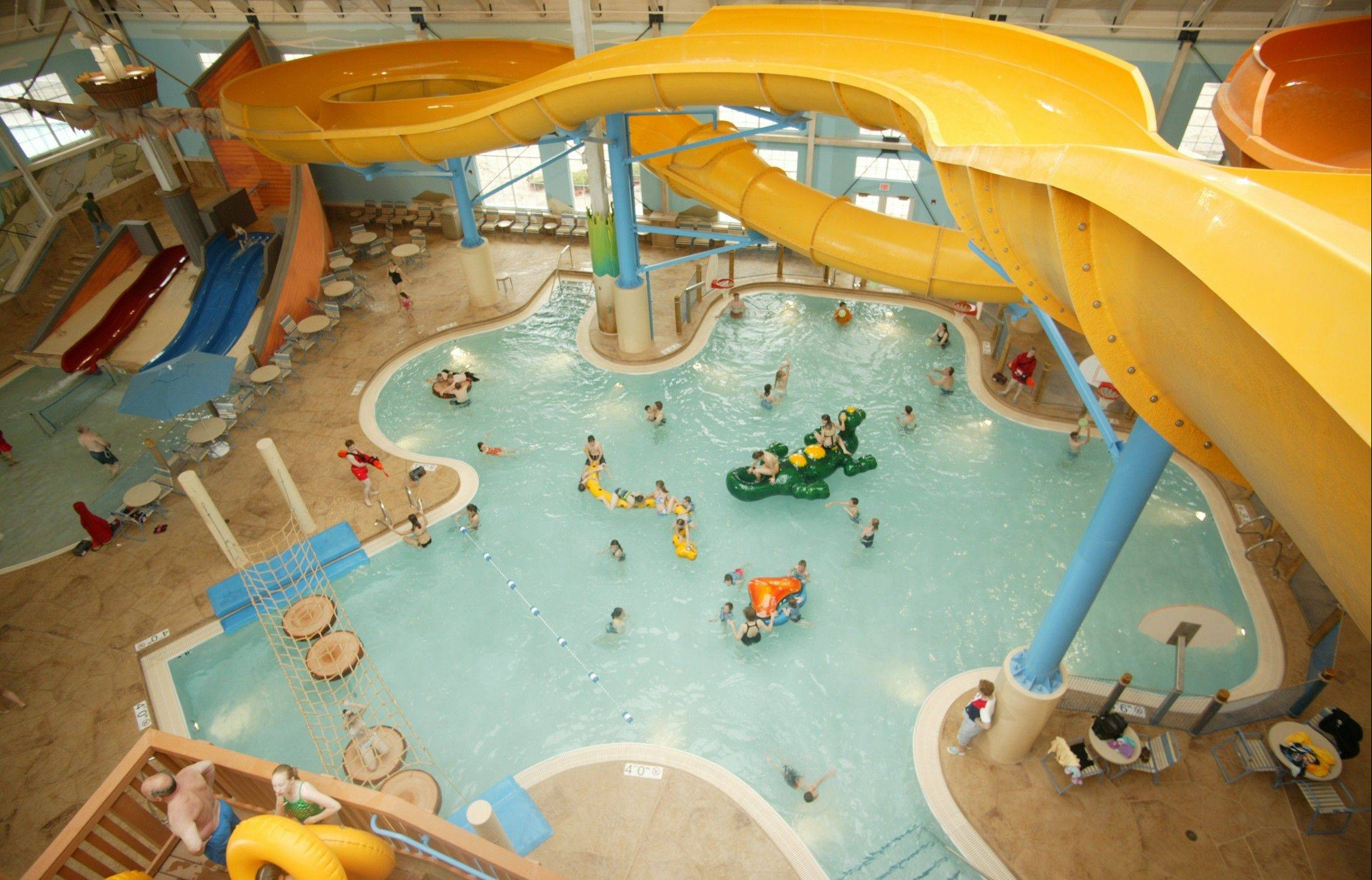 Take the family to the renovated Blue Harbor Resort & Spa in Sheboygan, Wis. Spring break family packages are valid through April 15.
