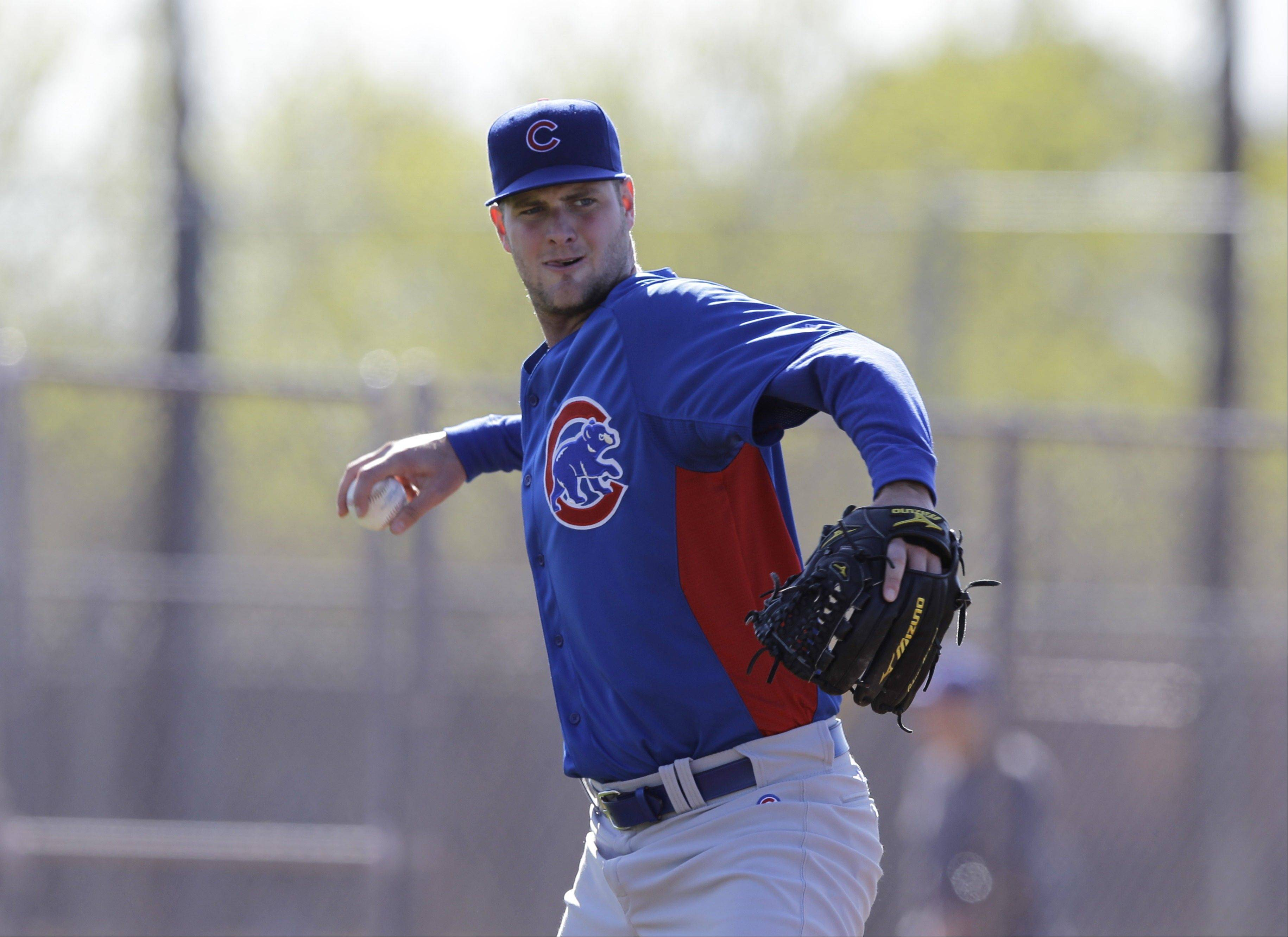 Uprooted, Cubs' Volstad has big opportunity