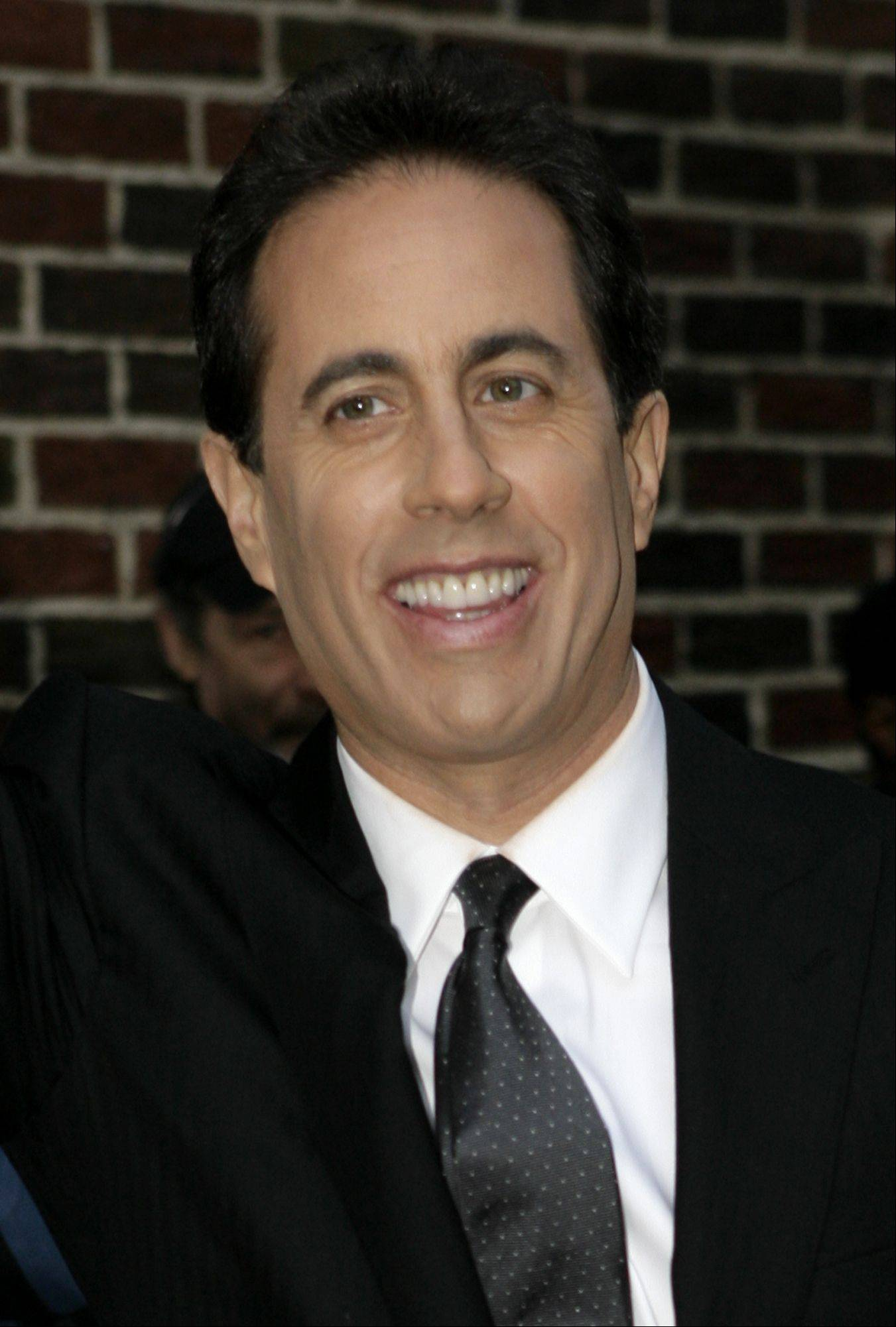 Jerry Seinfeld performs two shows at The Akoo Theatre at Rosemont on Saturday, March 3.