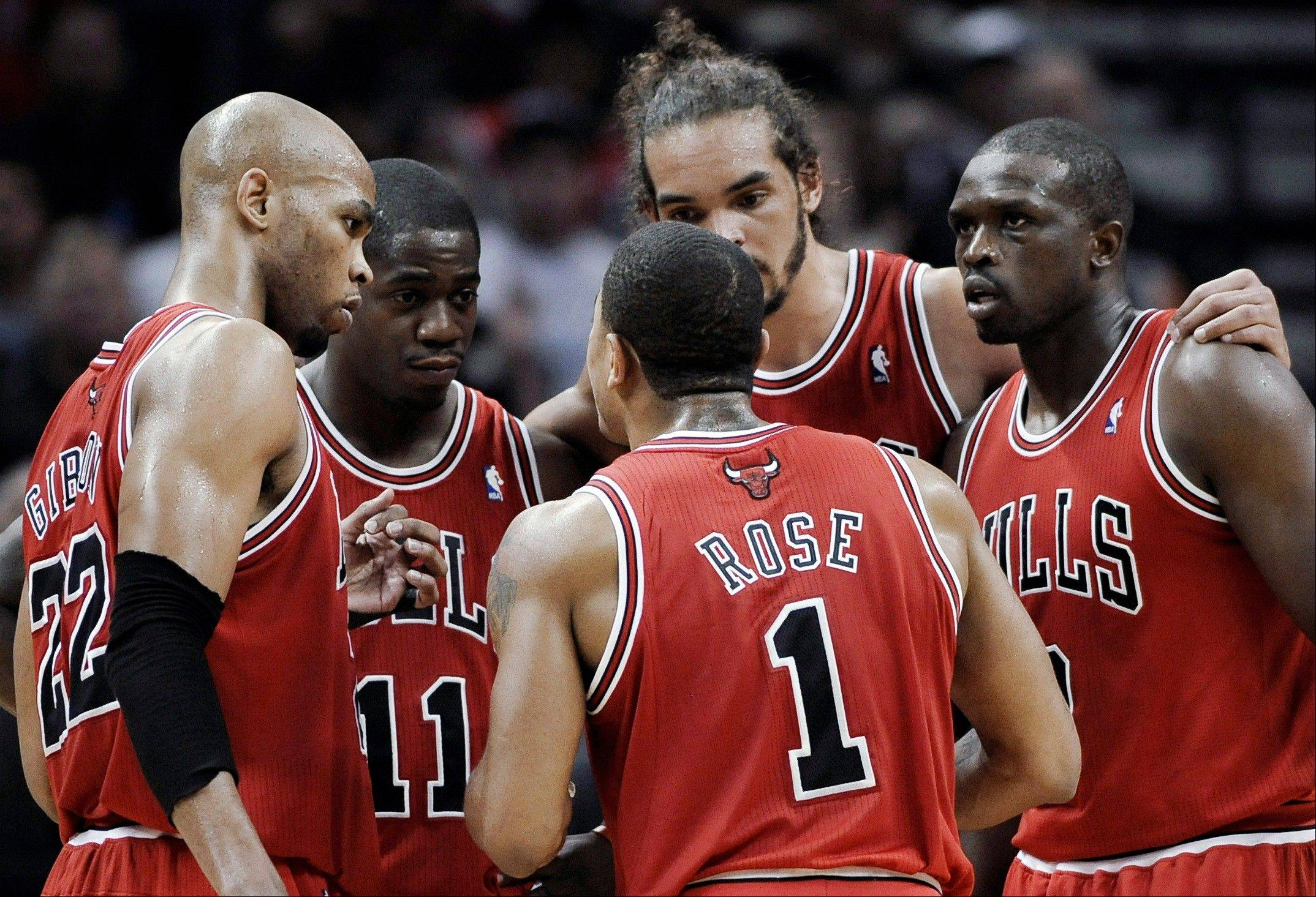 Bulls pass first test of tough stretch