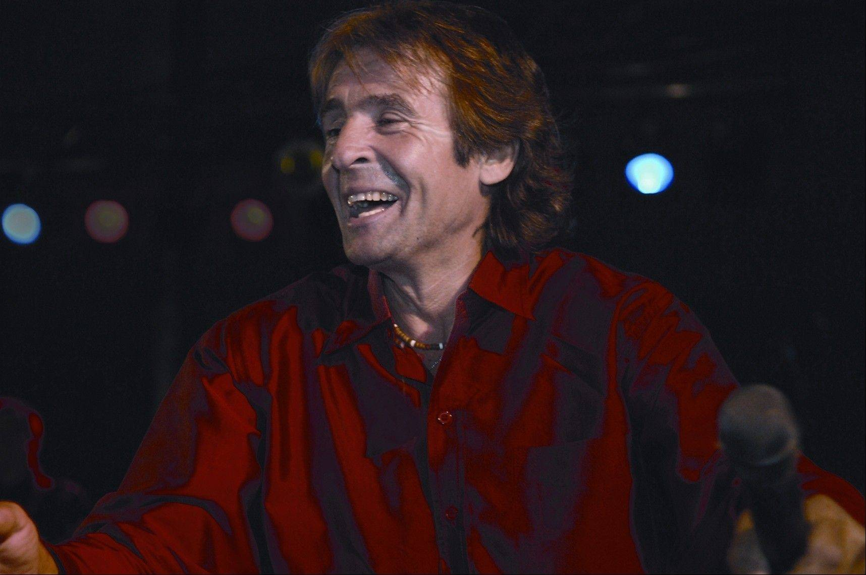 Davy Jones performed in recent years with David Cassidy at the Rosemont Theatre.
