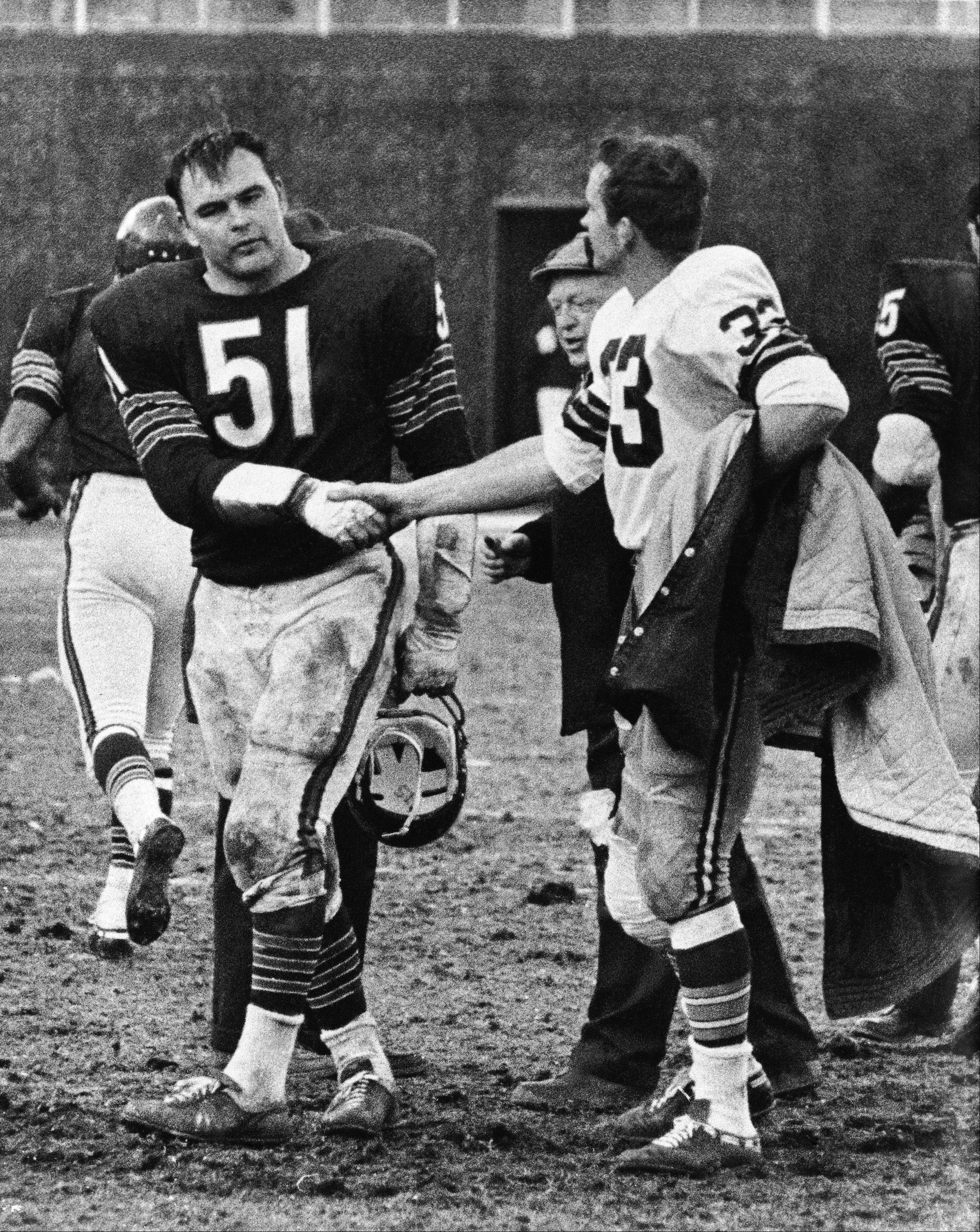 Mike North's #3: Dick Butkus