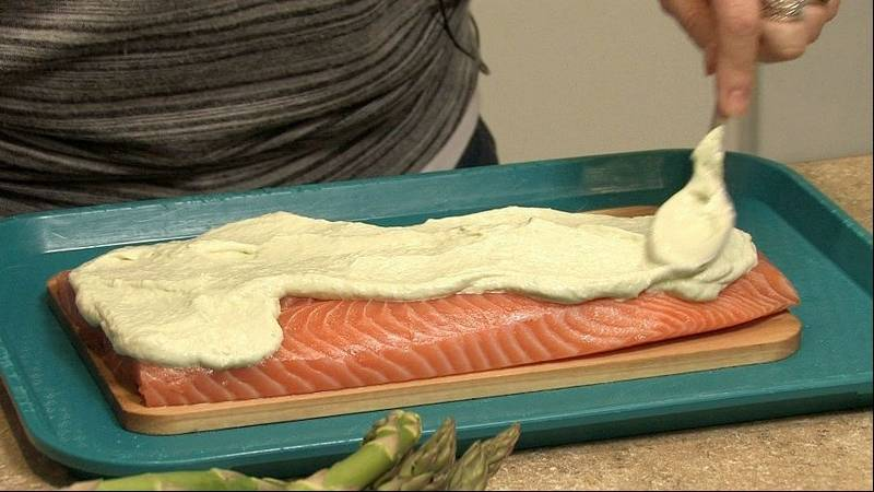 how to make wasabi mayonnaise