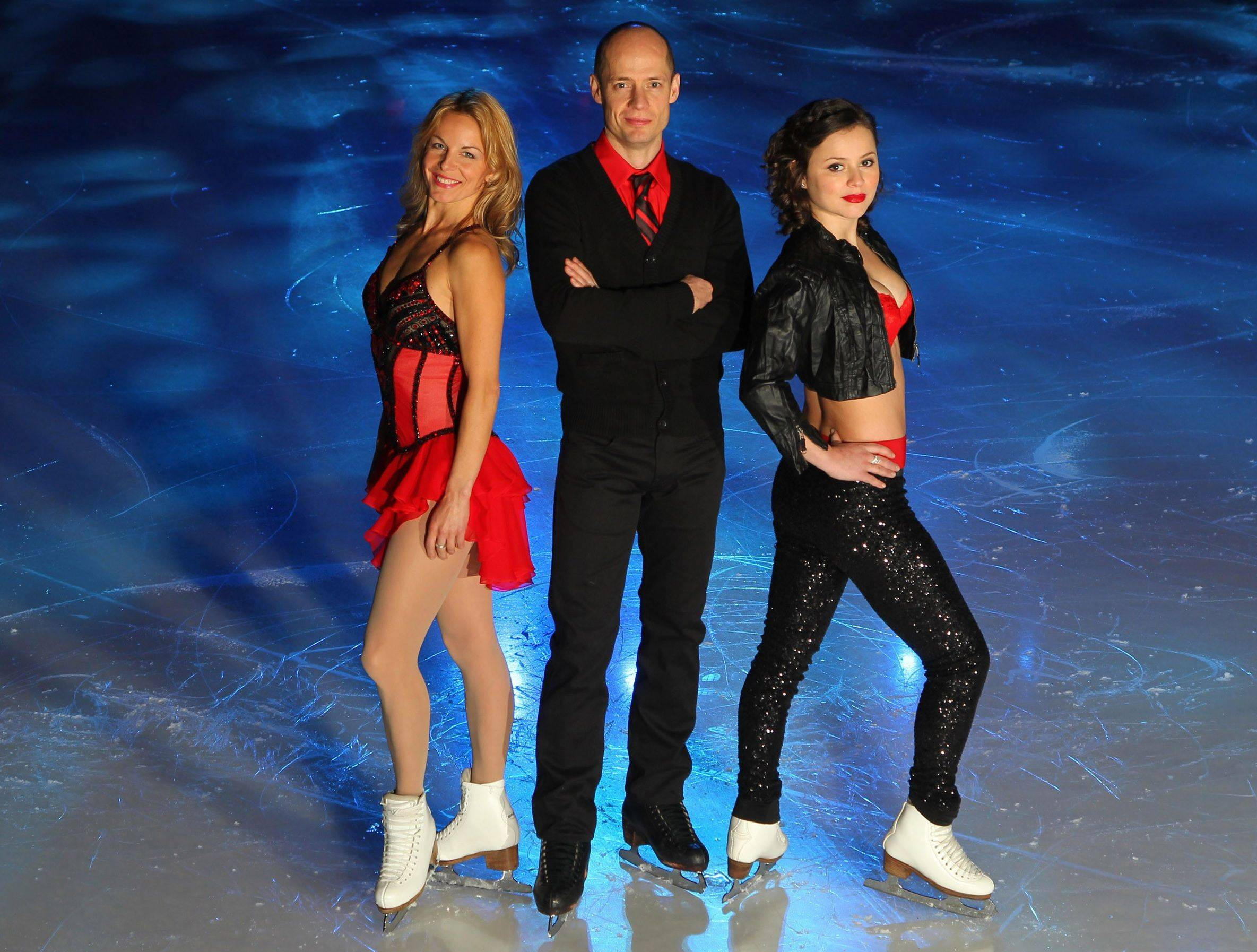 Ekaterina Gordeeva, Kurt Browning and Sasha Cohen appear in the 2012 Stars on Ice Tour, which comes to the Allstate Arena in Rosemont.