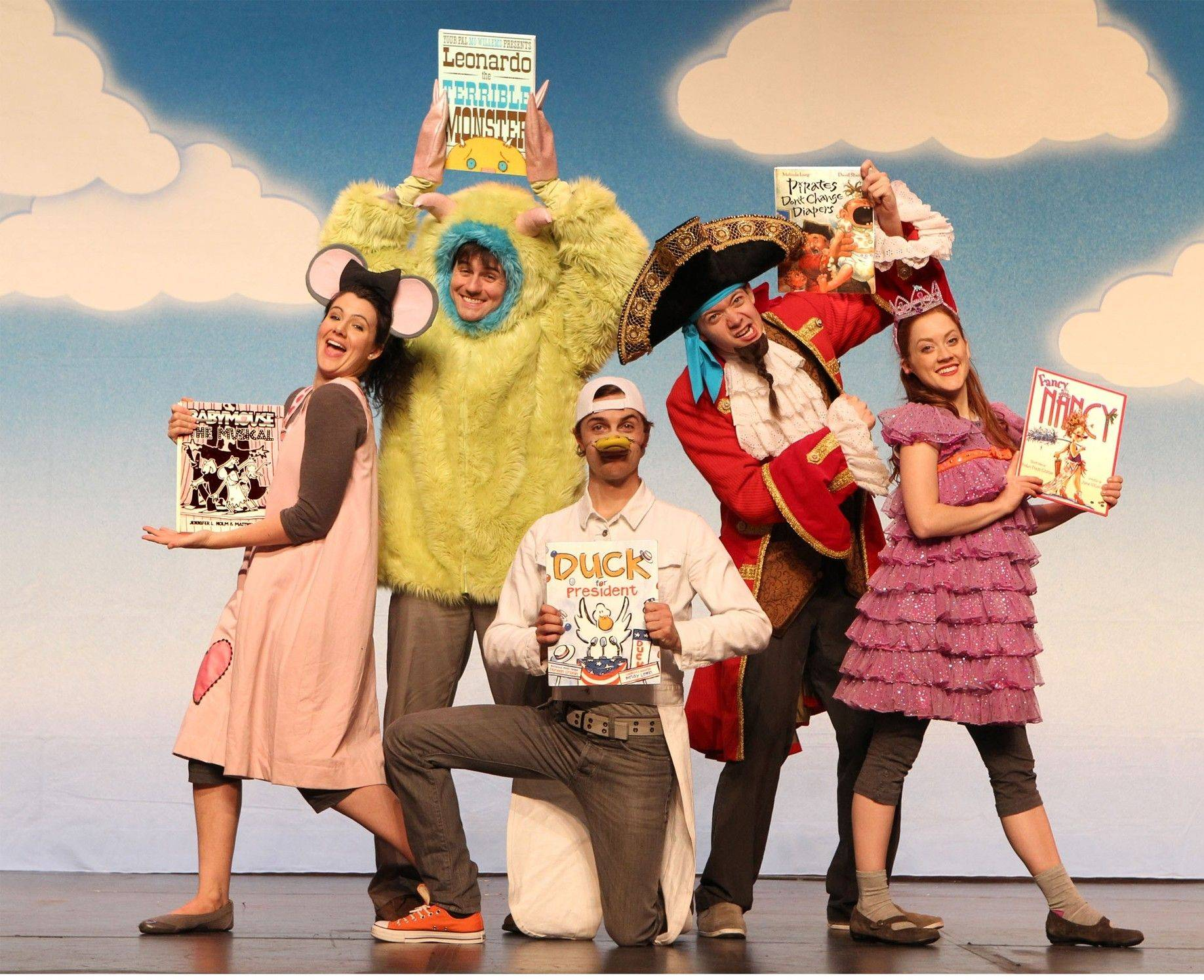 "The cast of Theatreworks USA's ""Fancy Nancy"" comes to the Hemmens Cultural Center in Elgin and at North Central College in Naperville."