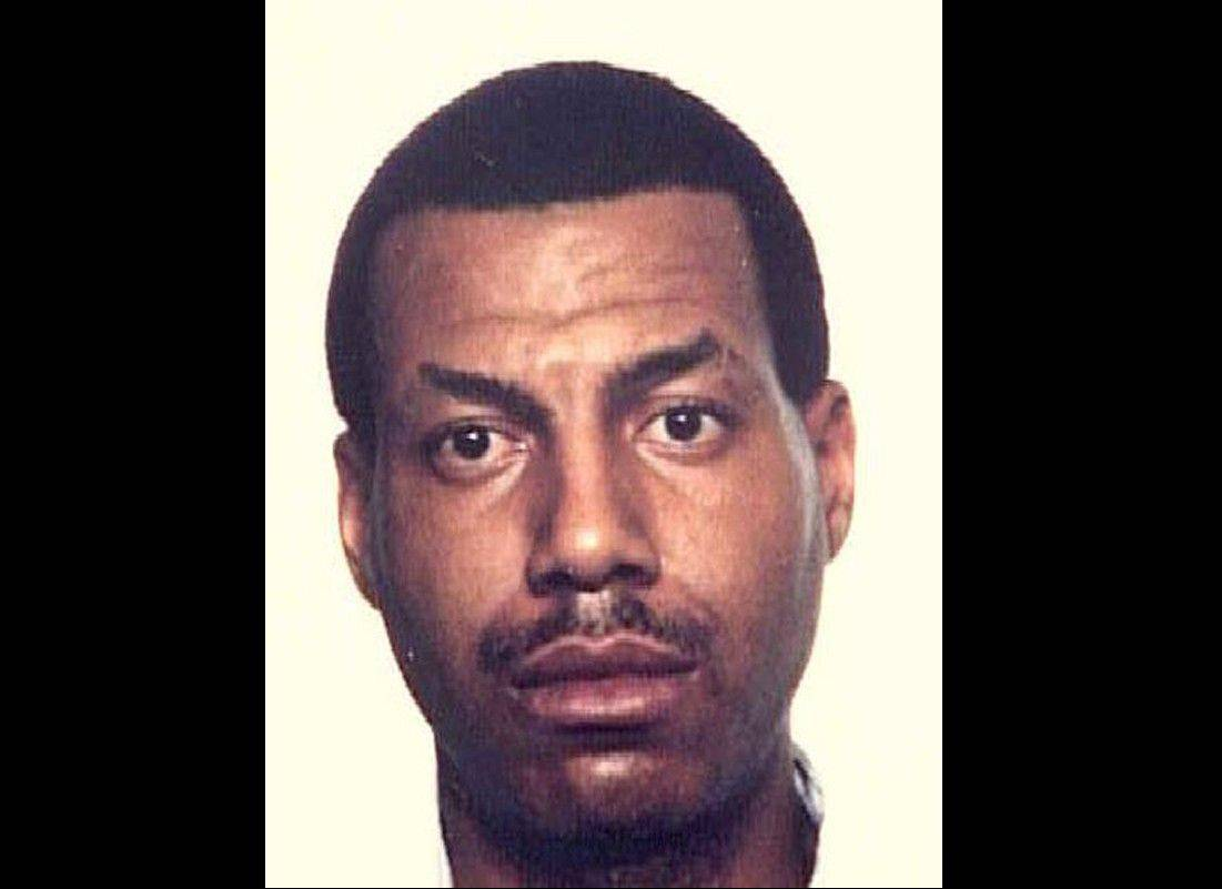 Vincent Groves is seen in an undated photo provided by the Denver District Attorney's Office. Groves, convicted of murdering three women and who died in prison in 1996, killed four other women between 1979 and 1988 and might be responsible for as many as 20 homicides, authorities said Wednesday, March 7, 2012.