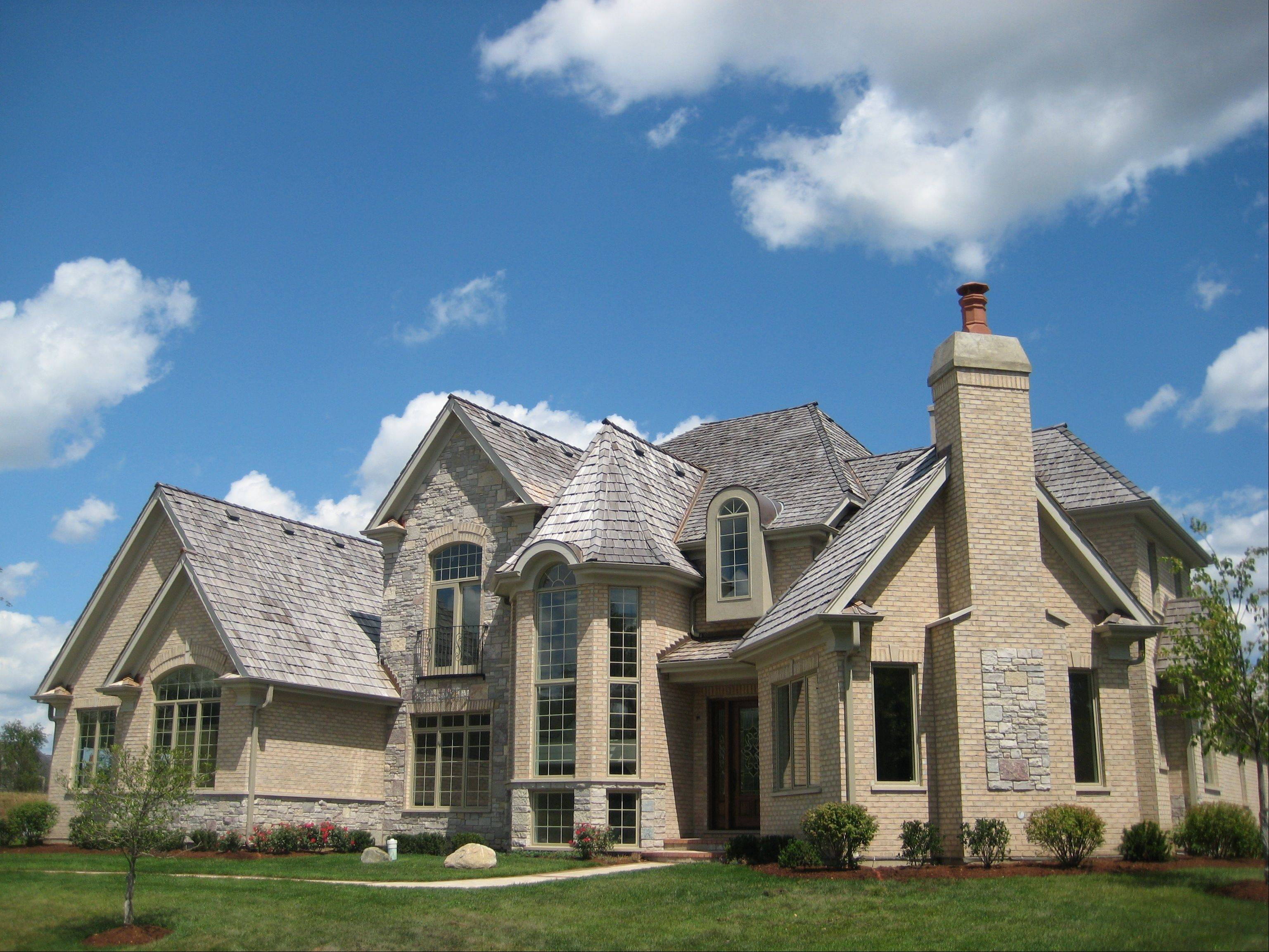 "Dior Homes built this 2010 ""Health House"" in Palatine, which meets air quality standards set by the American Lung Association."