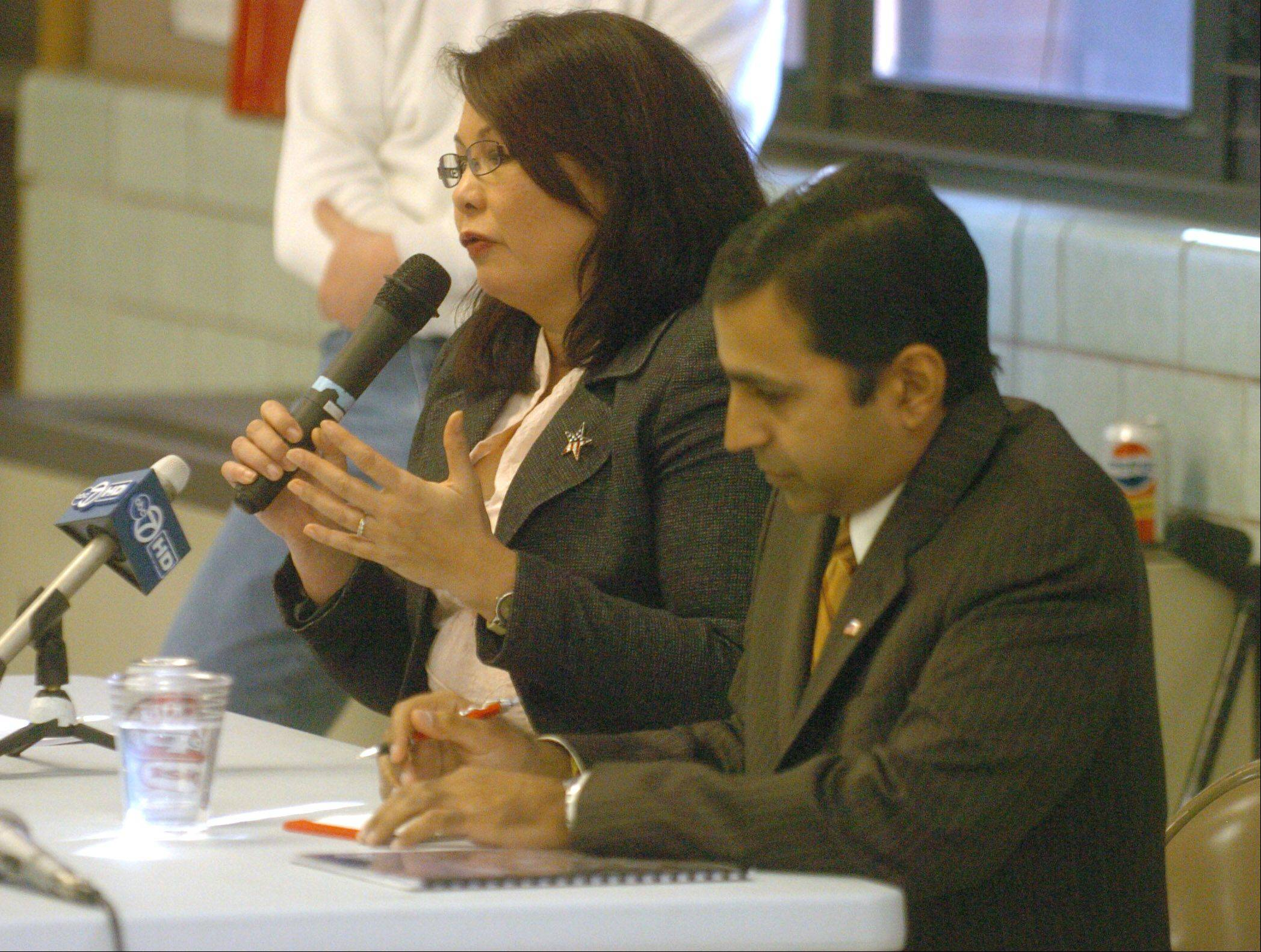 8th Congressional candidates get specific on jobs, discuss vocational education