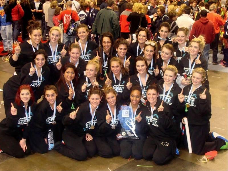 Tags Dance Teams New Members: DuPage Dance Teams Revel In Championship Run