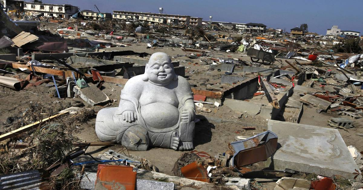 Images Japanese Earthquake And Tsunami One Year Later