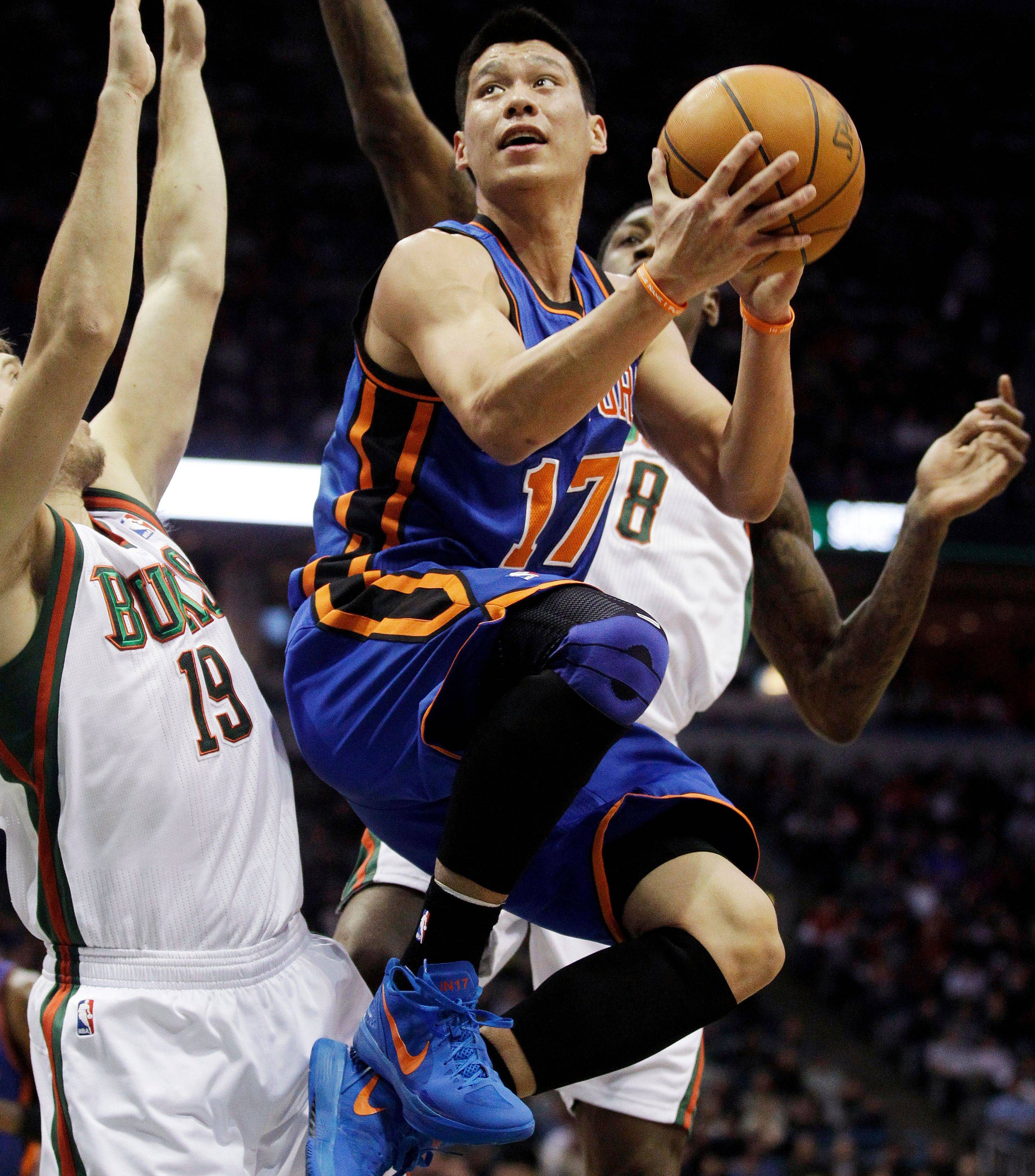 For Knicks guard Jeremy Lin, things have quieted quite a bit with the hype coming out of New York.