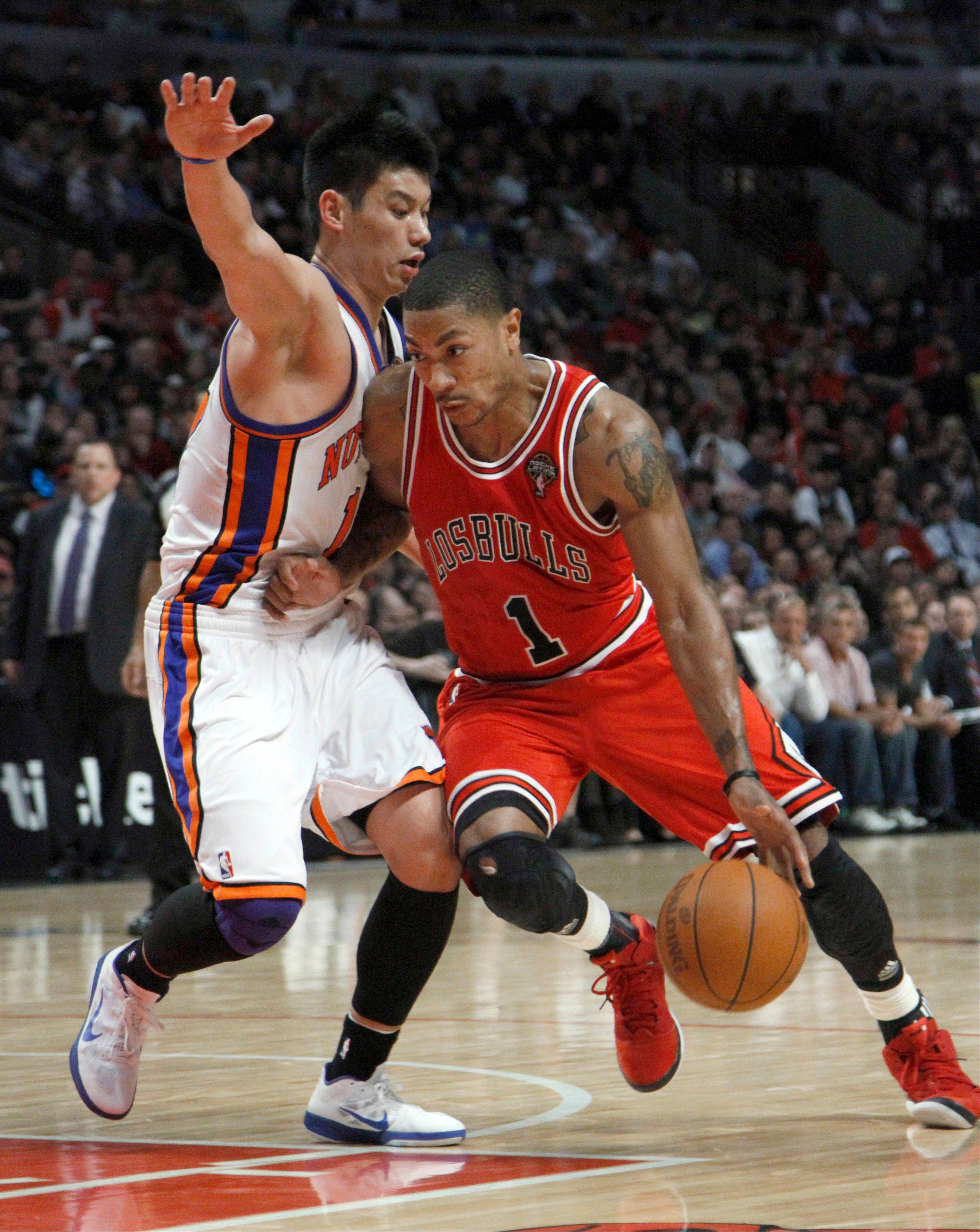 Rose takes 'underdog' Lin to school