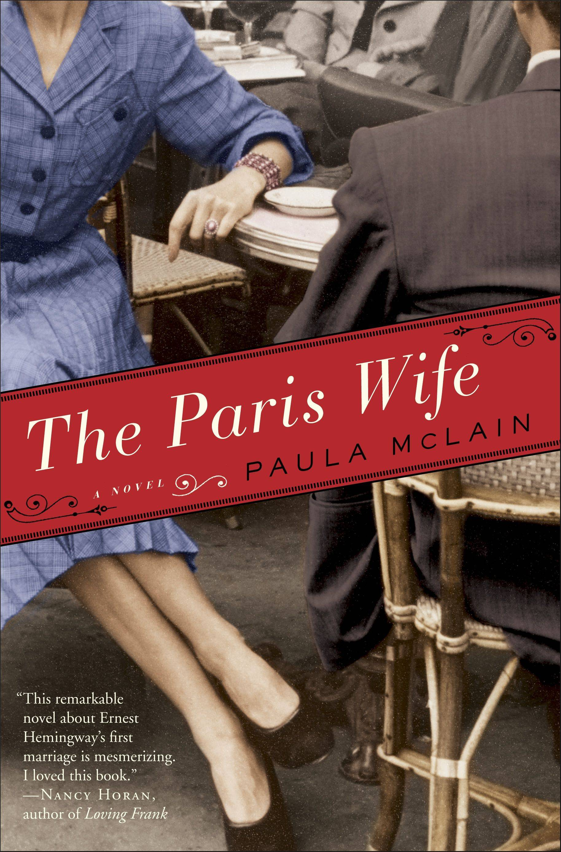 """The Paris Wife"" by Paula McLain introduces readers to a young Ernest Hemingway and his first wife, Hadley. It is this year's Big Read selection at 10 suburban libraries. McLain will come to Willowbrook in May to discuss the work with her fans."