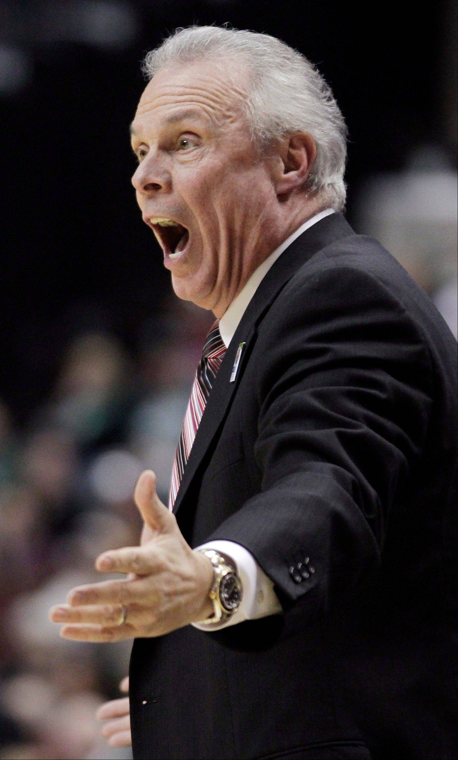 Wisconsin head coach Bo Ryan guided the Badgers to their 14th straight NCAA tournament appearance.