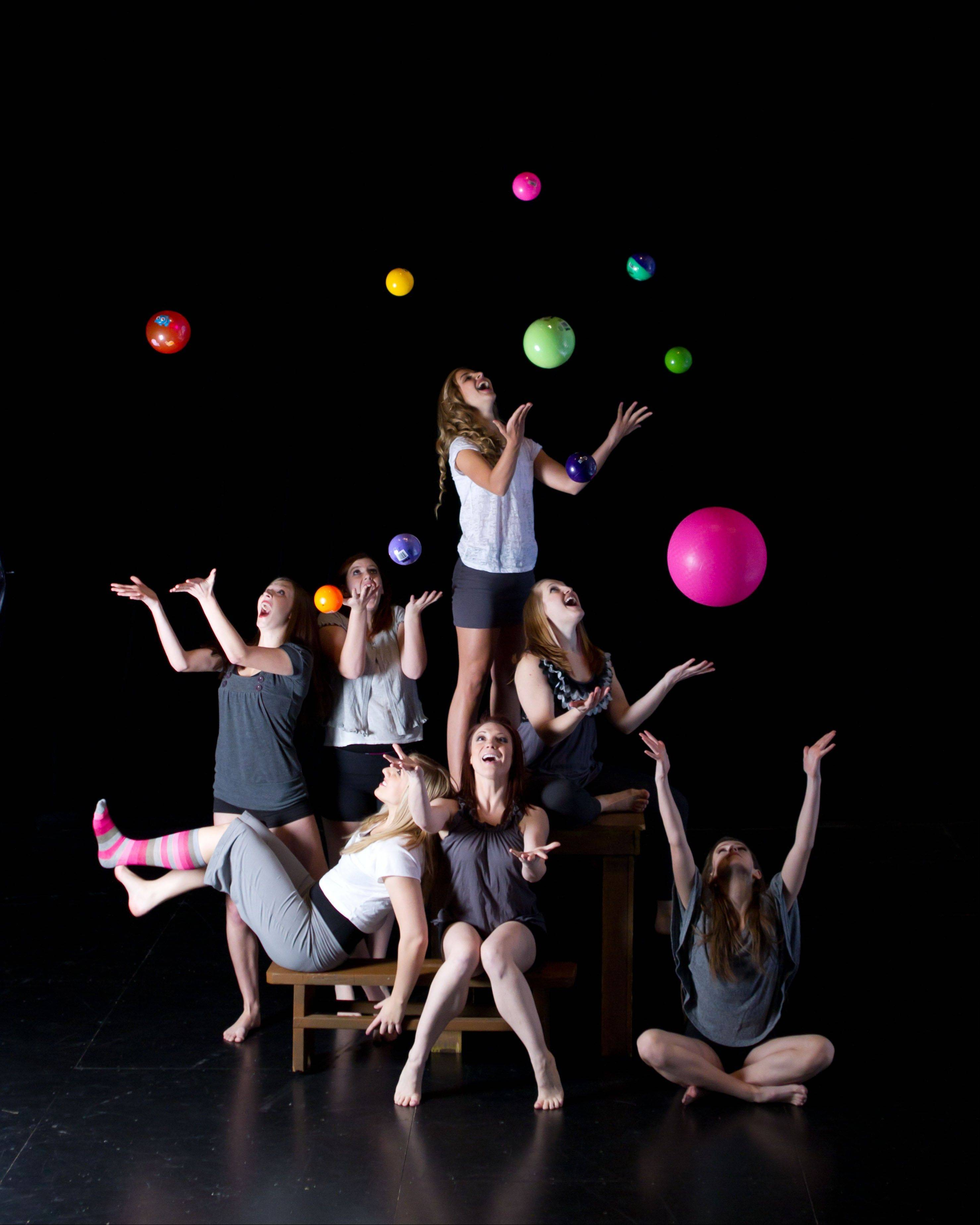 "The Midwest Dance Collective of Barrington presents the theatrical dance concert ""Your Guess is as Good as Mine"" Sunday, March 18, at Barrington High School."