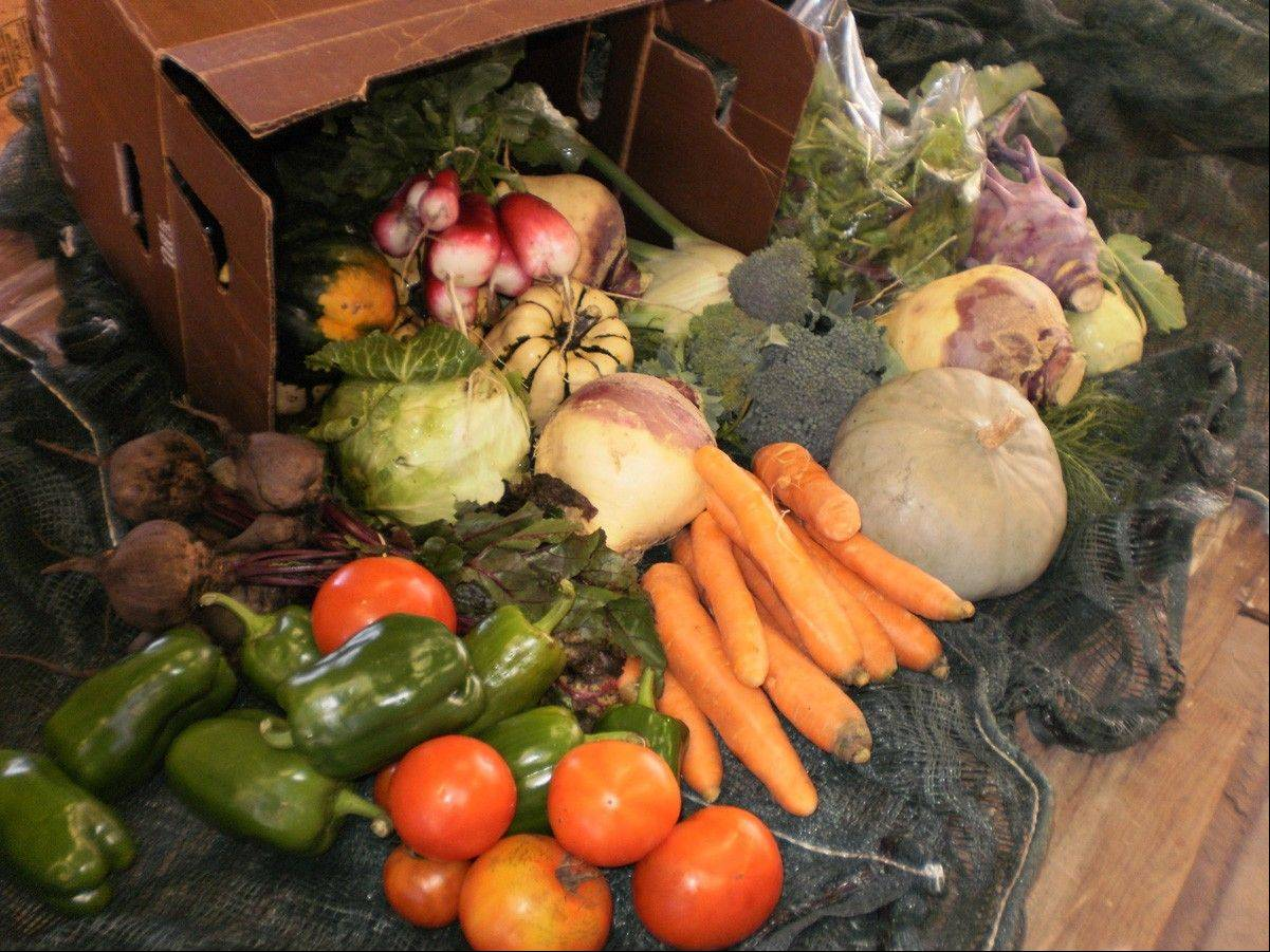 St. Charles farm adds produce delivery to Lombard butcher shop