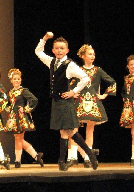 The McNulty Irish Dancers will perform at the Barrington Celtic Festival near McGonigal's Pub in Barrington Saturday.