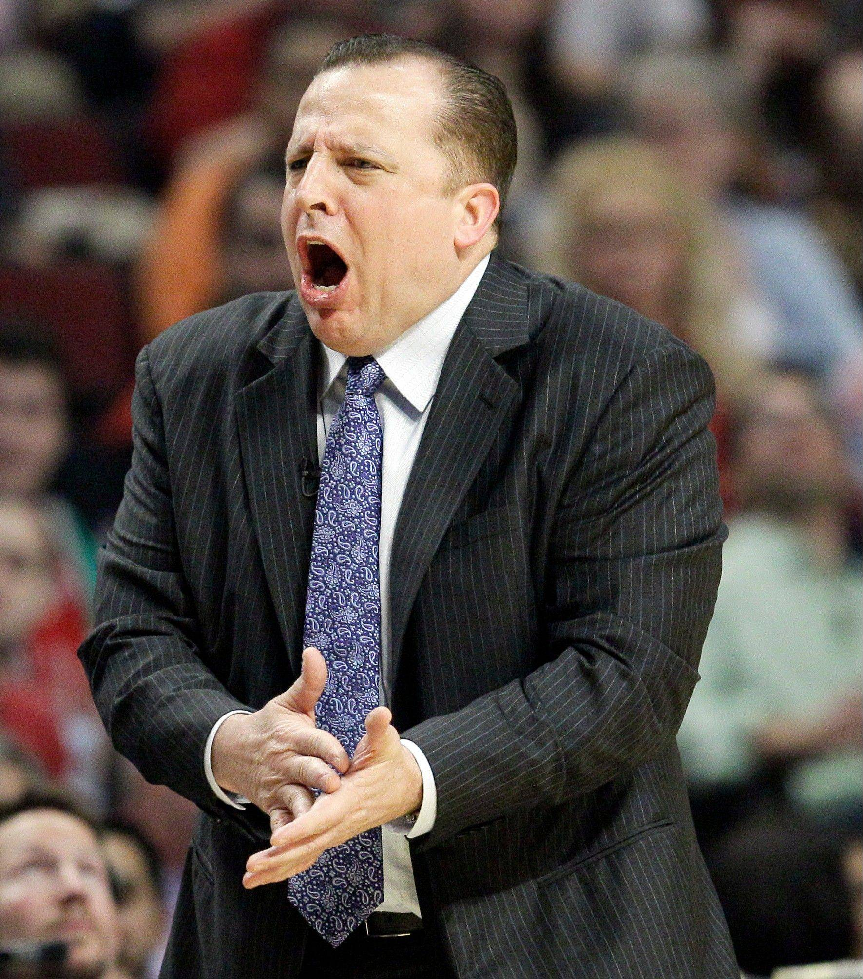 Bulls coach Tom Thibodeau will reach 100 career wins faster than any NBA coach in history with a victory tonight in Orlando.