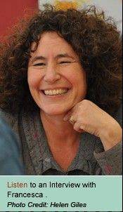 Francesca Simon writes the Horrid Henry books
