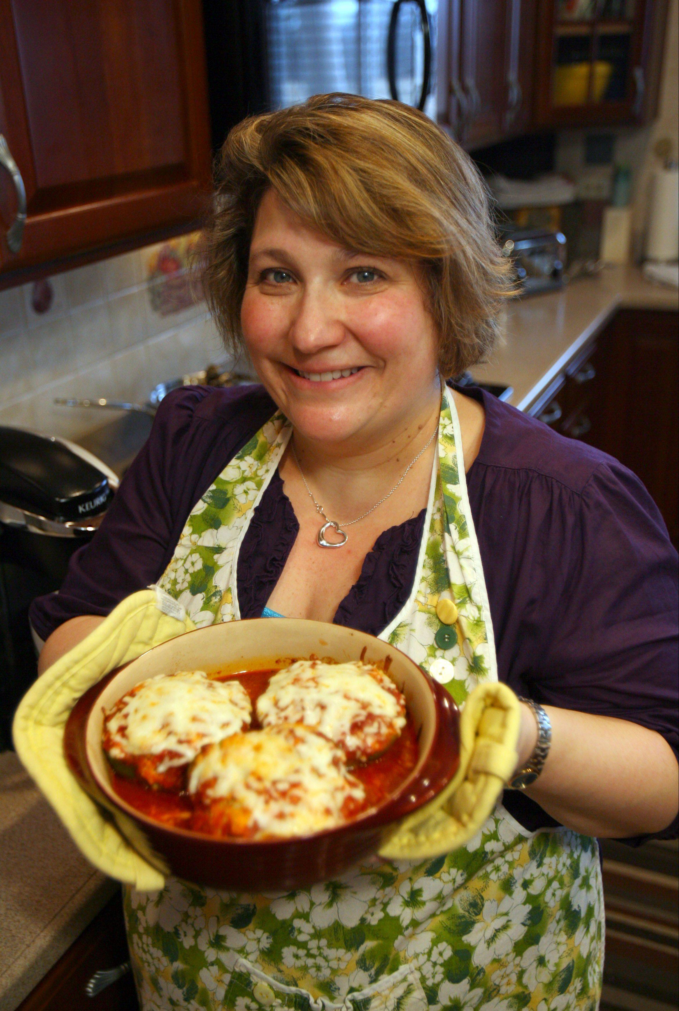 Juliann Lucansky loves cooking Italian classics for her family but is eager to expose them to other cuisines.
