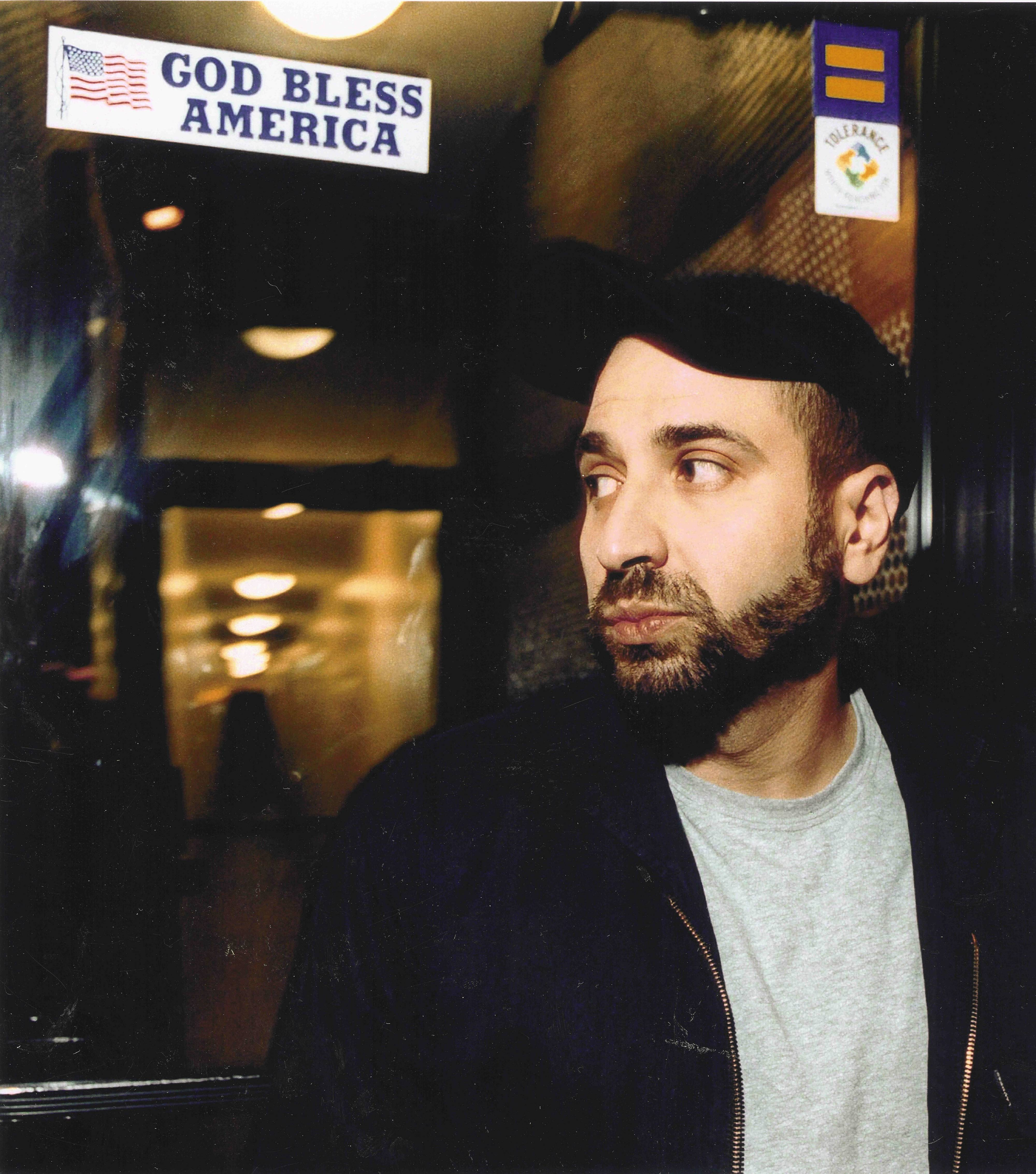 Dave Attell returns to the Improv Comedy Showcase in Schaumburg this weekend.