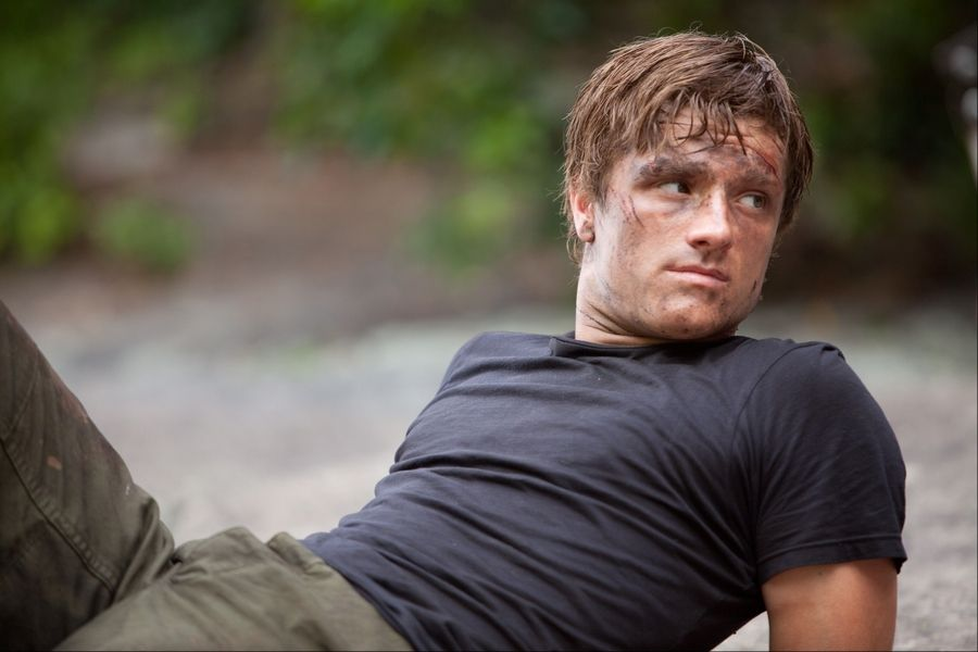 A Chat With Josh Hutcherson Of The Hunger Games