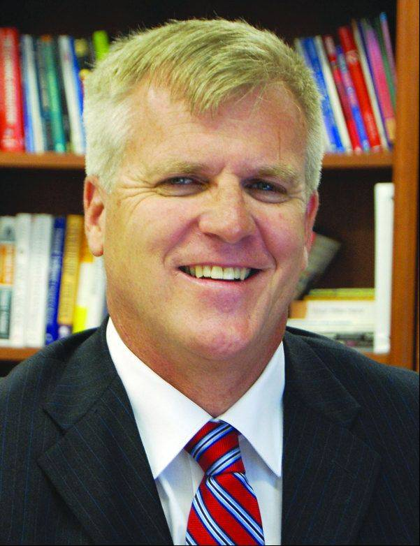 New Glenbard superintendent brings world view