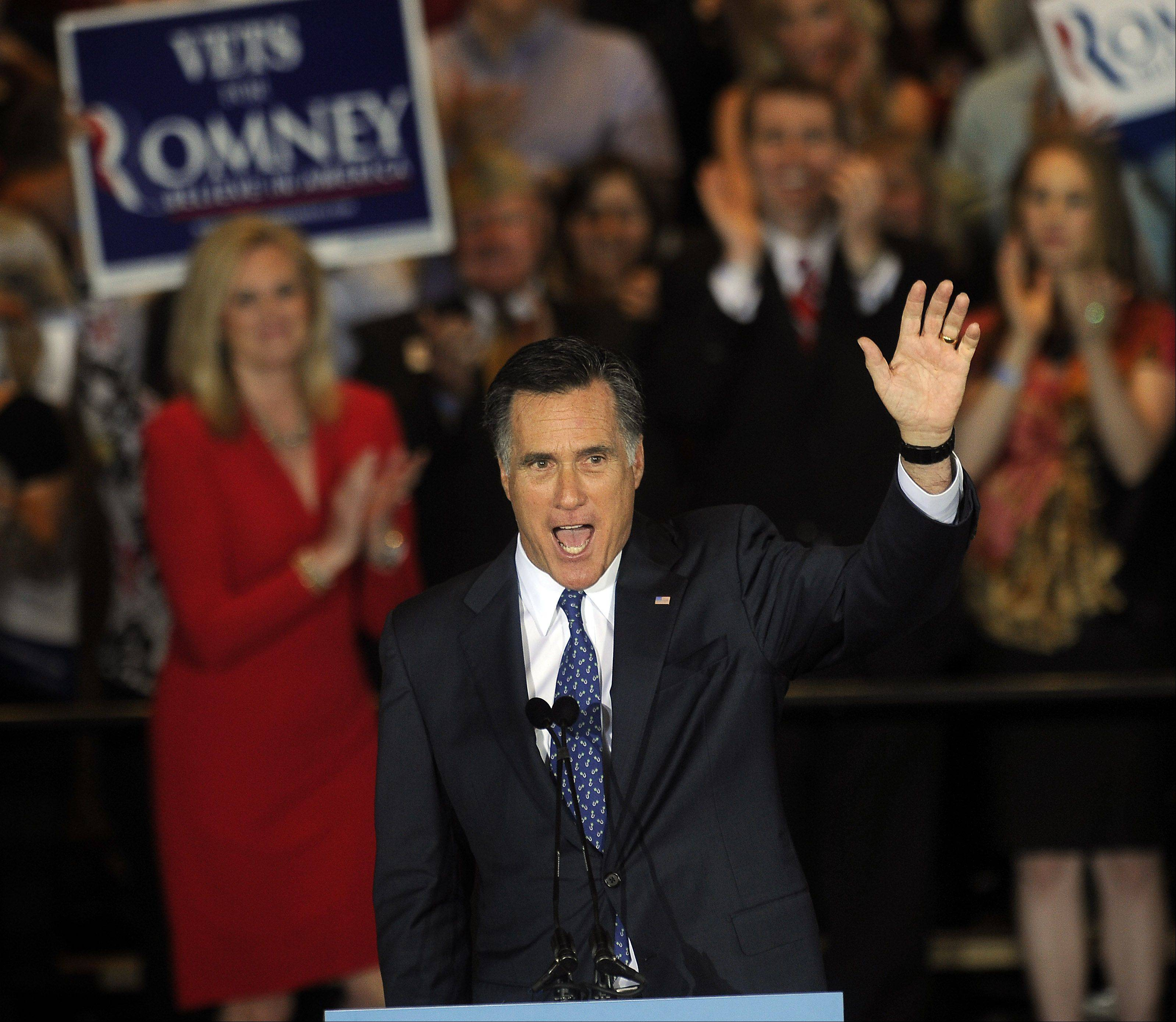 What suburban Romney, Obama delegates will do next