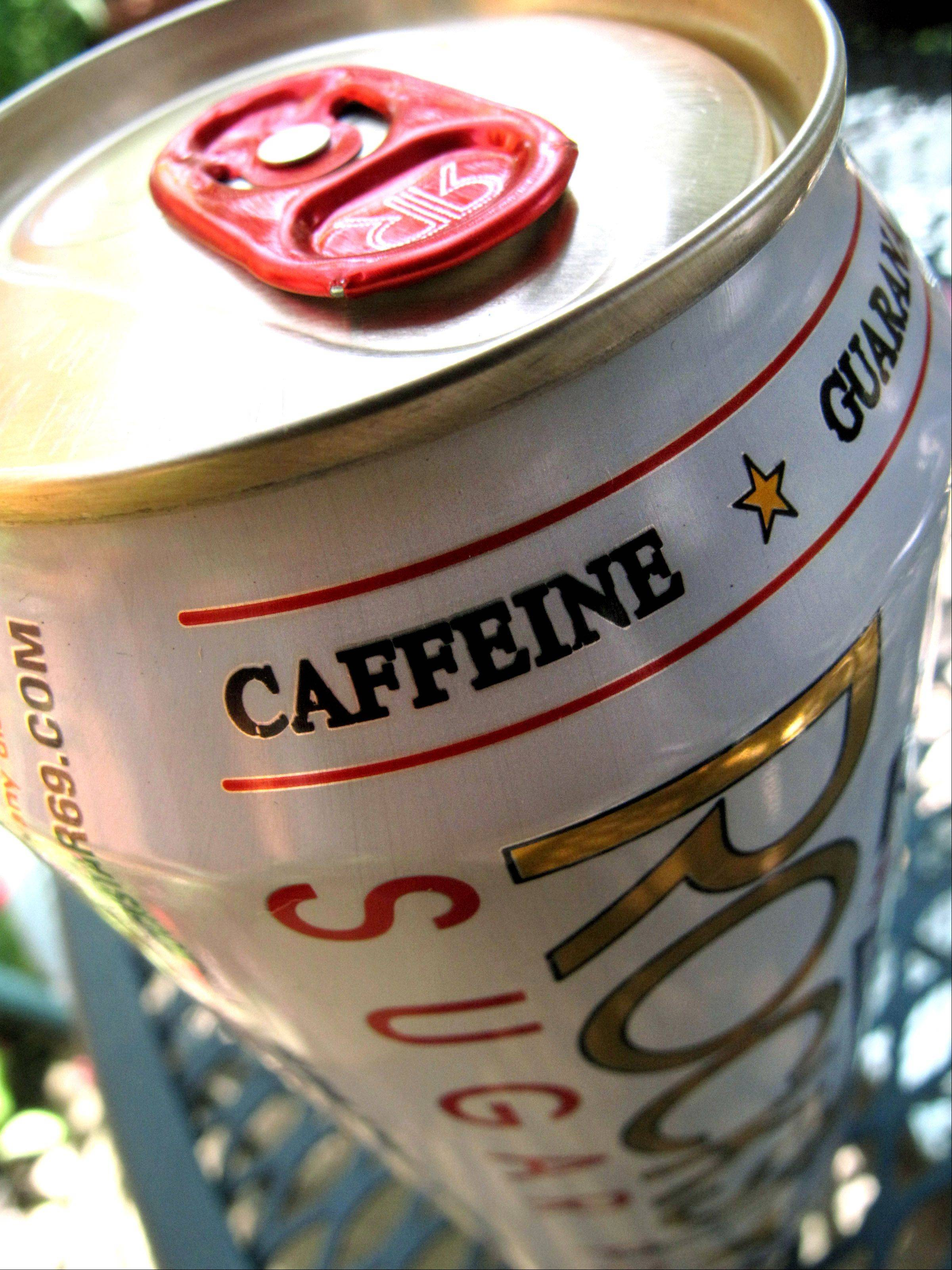 In the race to accomplish everything in their busy schedules, young people may be tempted to turn to caffeine to boost alertness, but local doctors warn against the practice.