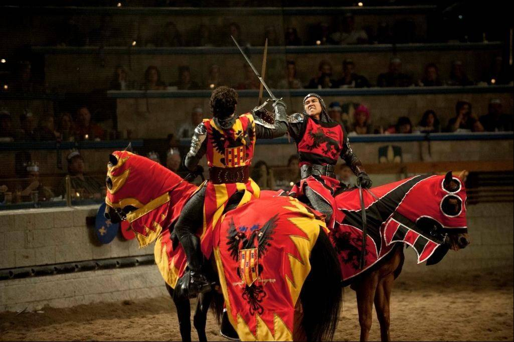 Medieval Times in Schaumburg introduces its first all-new production in five years.