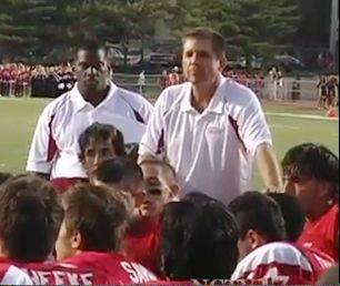 Sean Payton visited Naperville and joined the Naperville Central football team in a Kenny Chesney video in 2010.