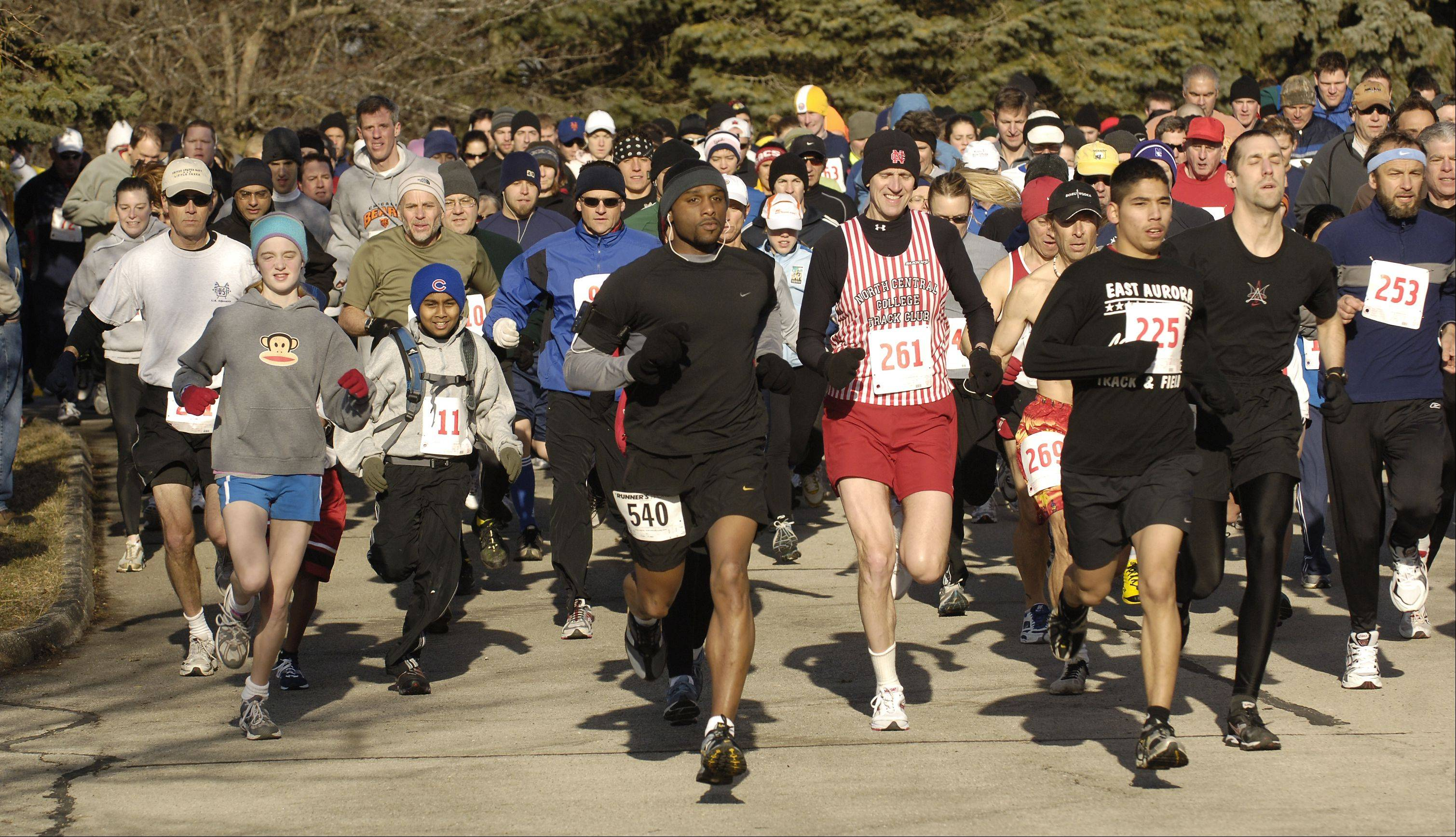Blackberry Farm's fifth annual 5K Spring Gallop will take off at 8:30 a.m. Saturday, March 31.