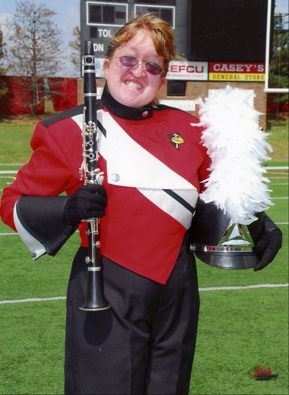 Allison Zak, 19, of Schaumburg, found dead in her dorm room at Illinois State University on Thursday of an undiagnosed seizure disorder, was active in the ISU marching band.