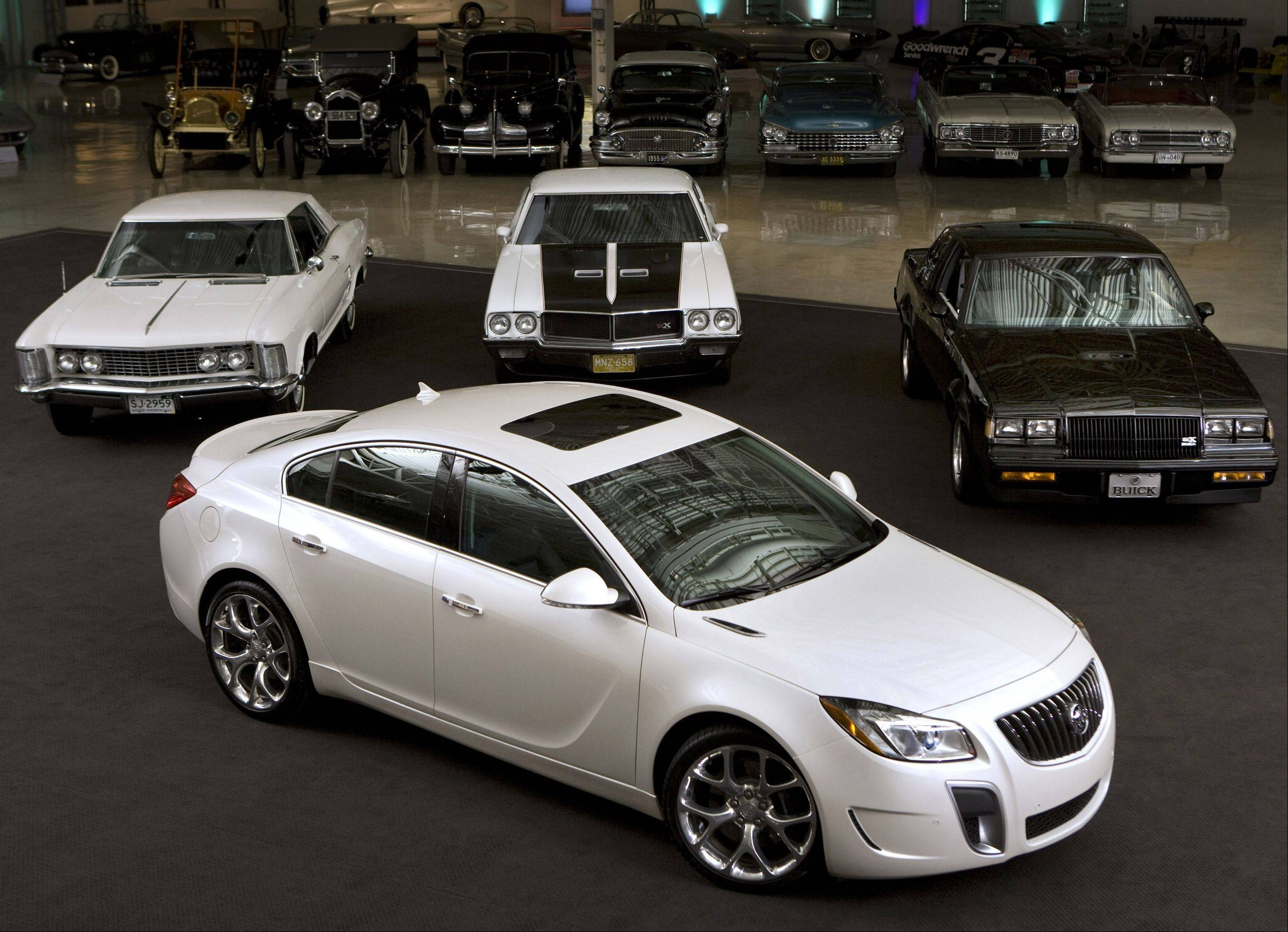 The new 2012 Buick Regal GS certainly ranks with the best in its long lineage.