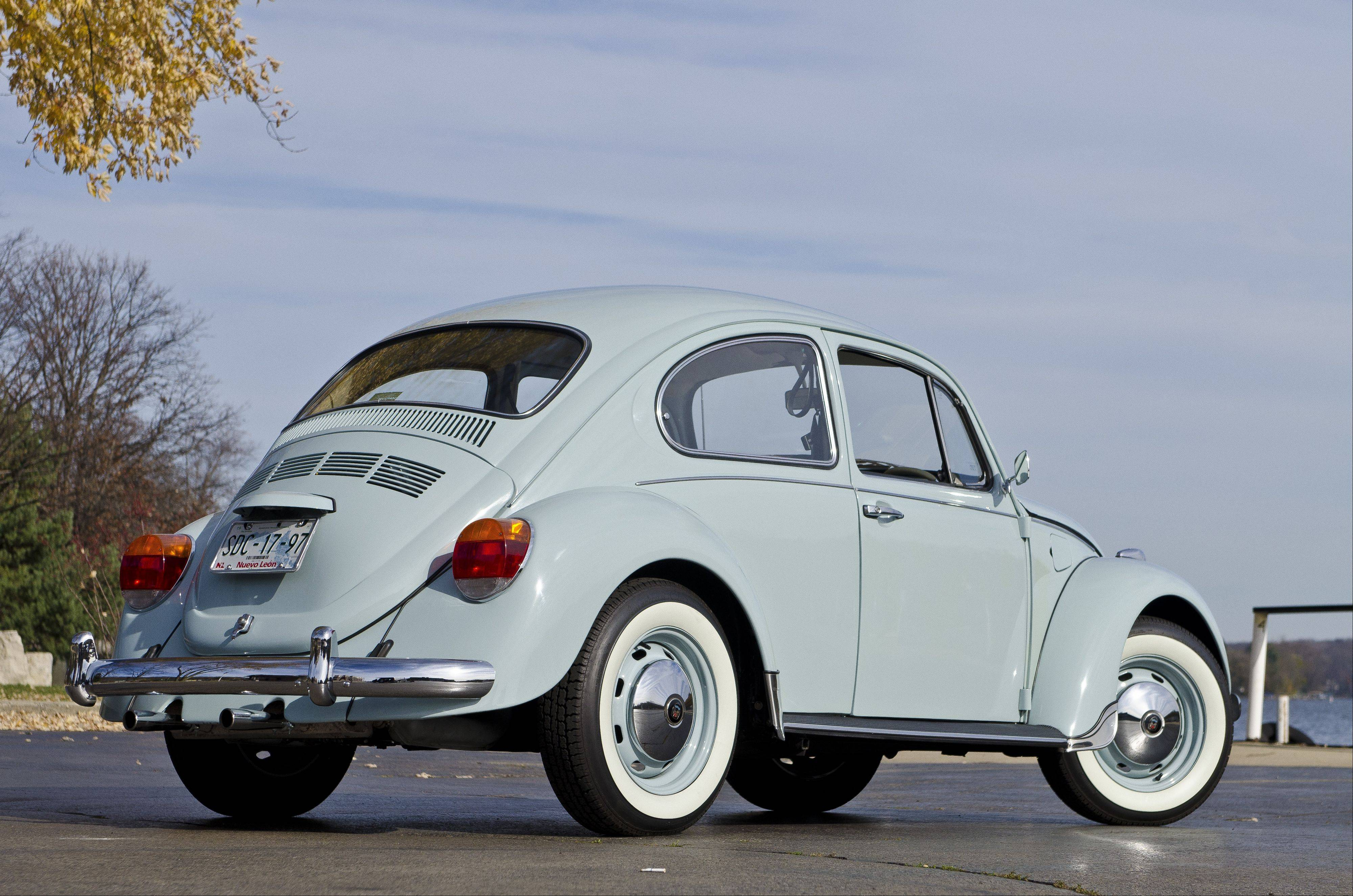 Classic Recollections: 1975 VW Beetle
