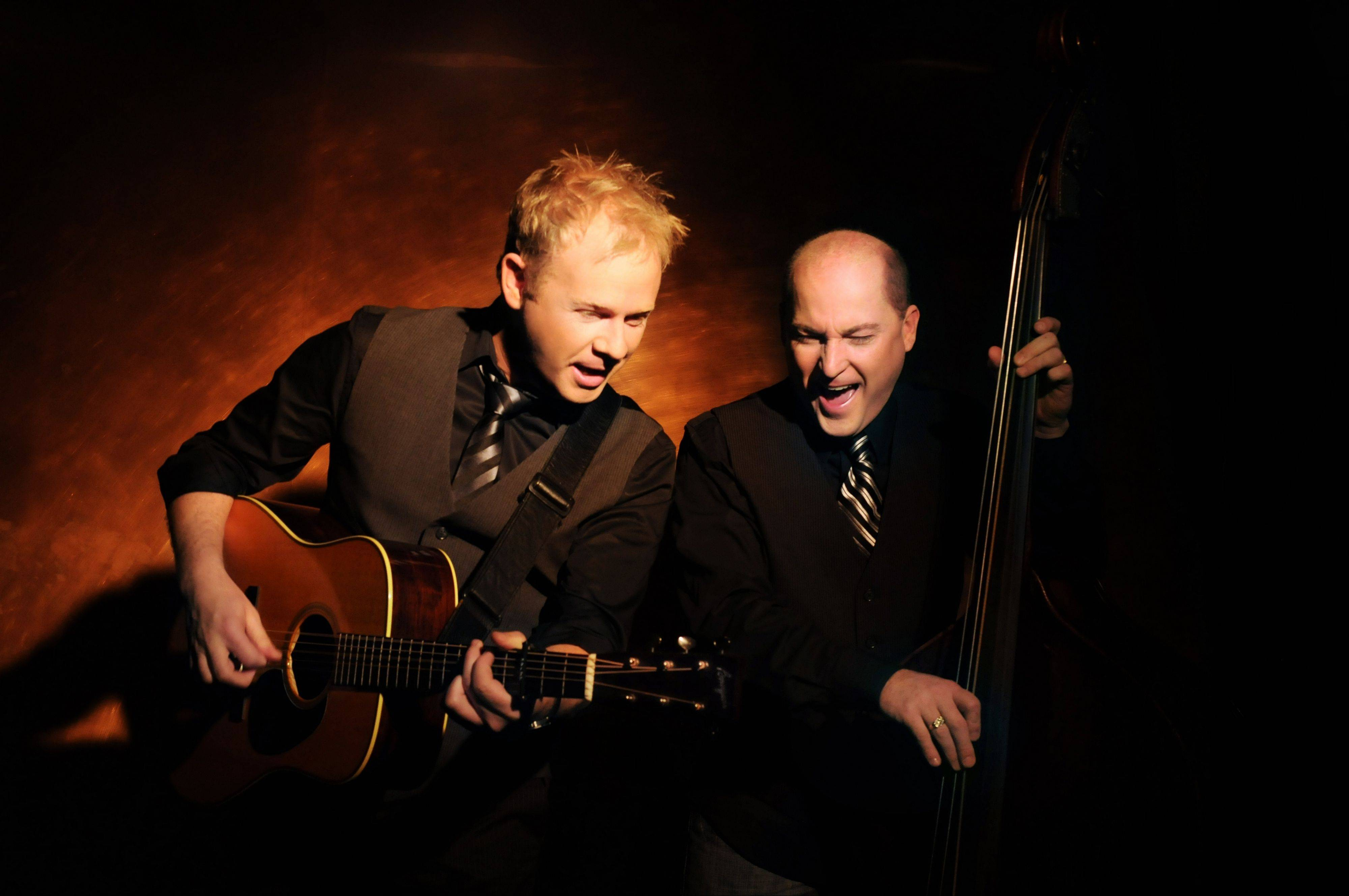 Dailey & Vincent are set to perform at College of Lake County's Lumber Center for the Performing Arts in Grayslake.