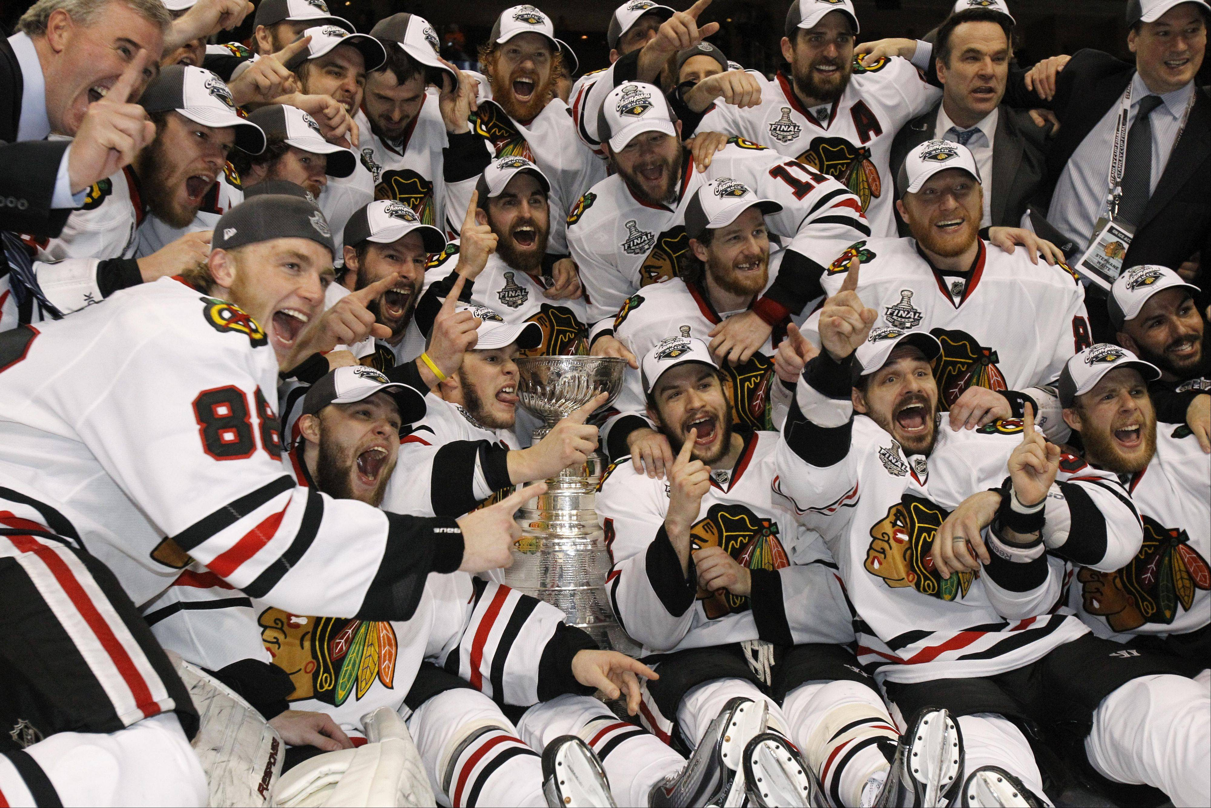 The Blackhawks, who won the Stanley Cup in 2010, are among six different teams to have won the championship since 2006. As more proof of parity in the NHL, 10 different teams have competed for the Cup in that same time.