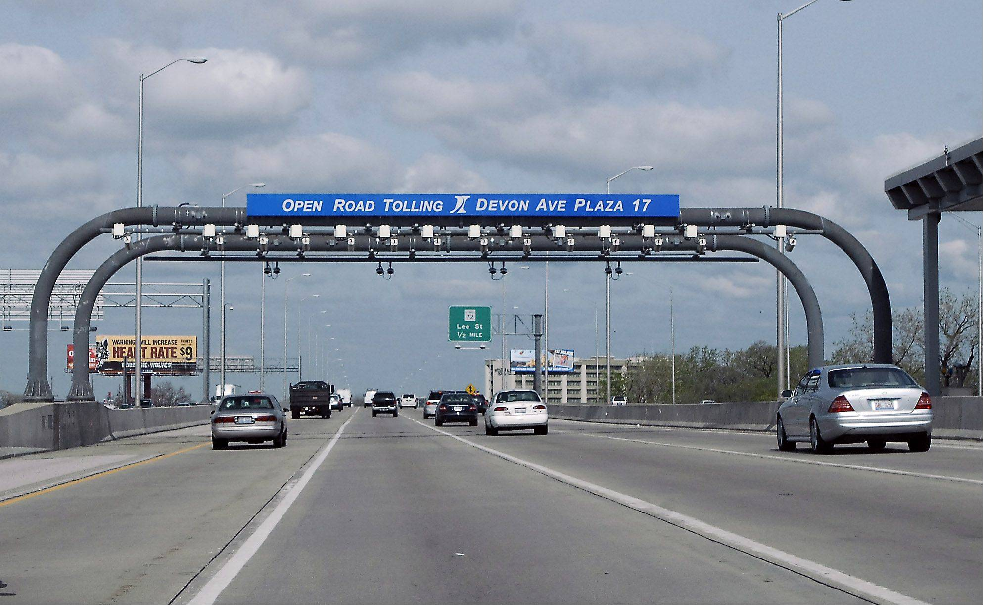A bill sponsored by state Sen. Matt Murphy, a Republican from Palatine, would make it more difficult for tollway directors to authorize future toll