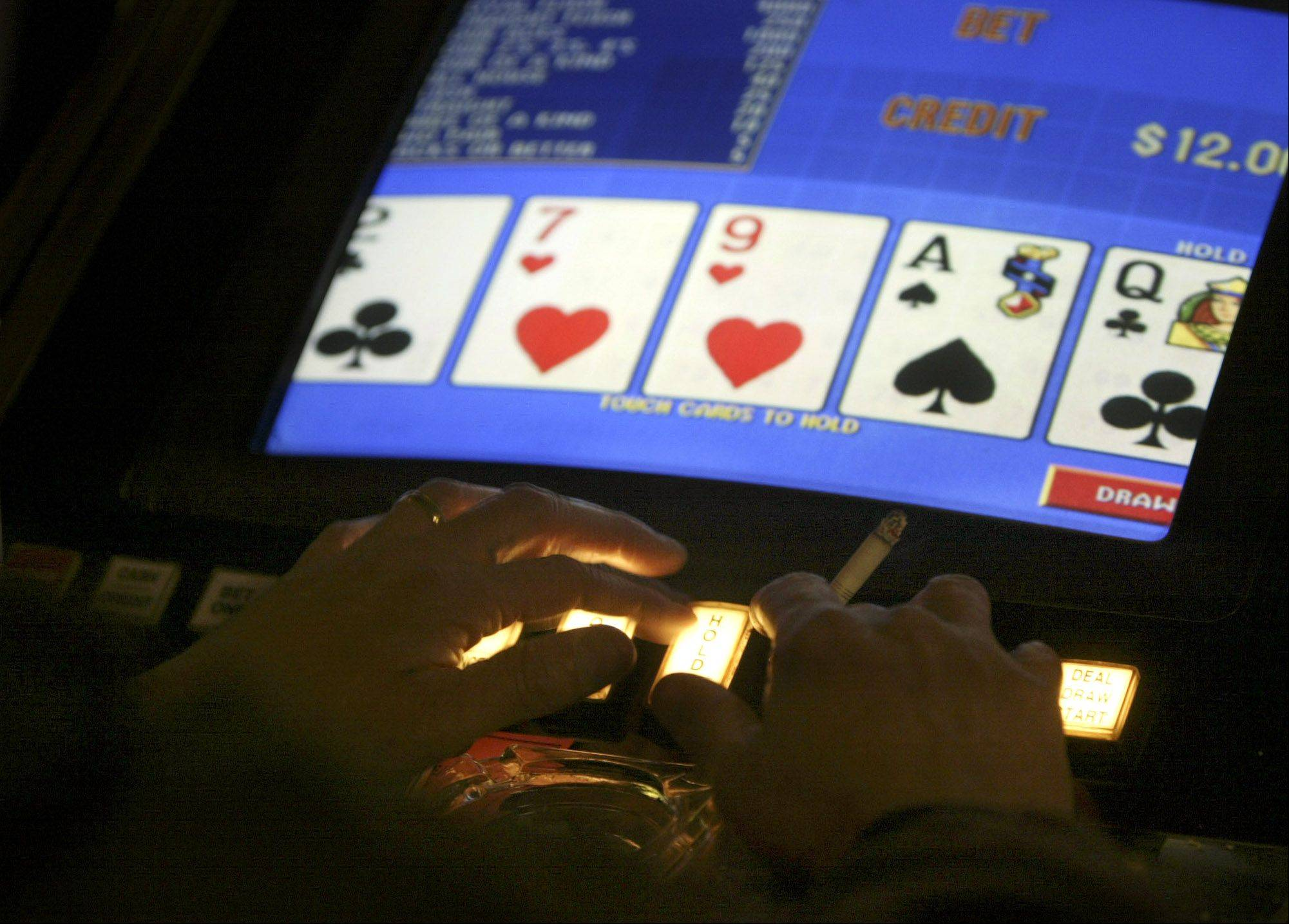 Kane County and Winfield are among the first area government bodies to repeal their bans on video gambling -- but they likely won't be the last.