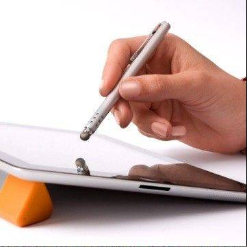 Libertyville-based LYNKtec has launched a new stylus called TruGlide for touch-screen devices.