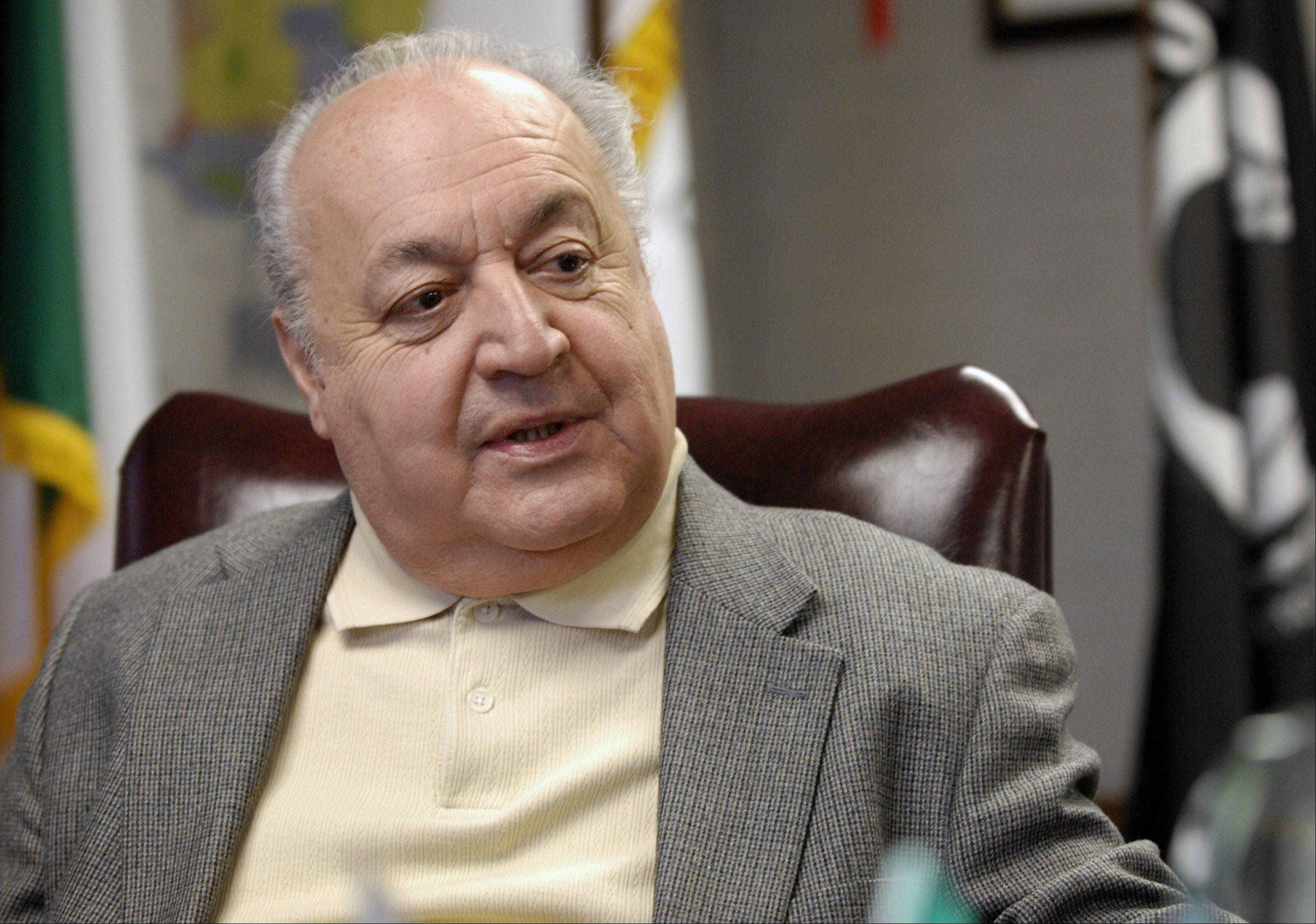 Former Des Plaines mayor Tony Arredia is considering running again for the post he was forced to leave in 2009 due to term limits.