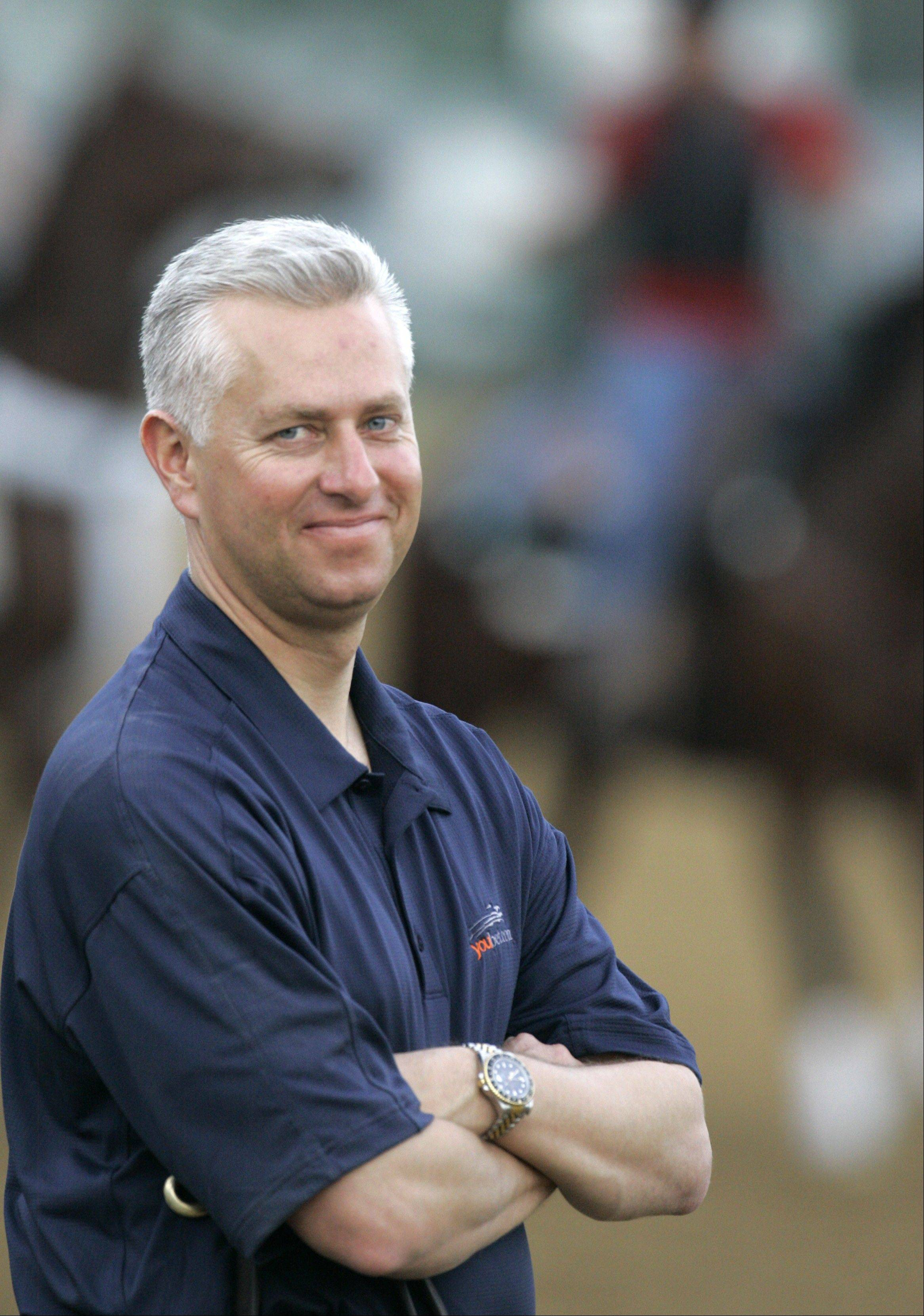 Trainer Todd Pletcher has won the Illinois Derby four times in the last 11 years, and he's in the hunt for a fifth crown on Saturday as part of a stellar 14-horse field in the Kentucky Derby prep race at Hawthorne Racecourse.