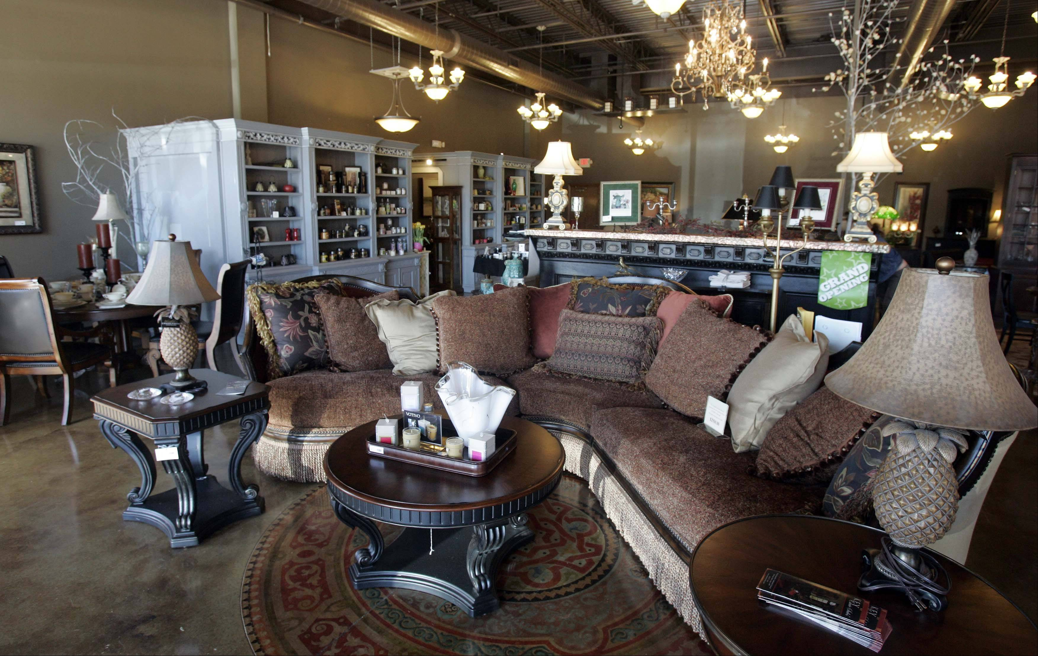 Acosta's Consignment recently opened at 1920 W. Main in St. Charles.