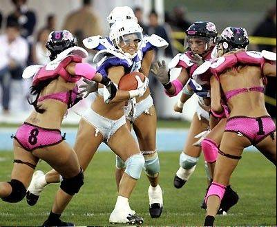 The Chicago Bliss lingerie football team was among the more unusual of the minor league sports teams that have come and gone at the Sears Centre over the past several years.