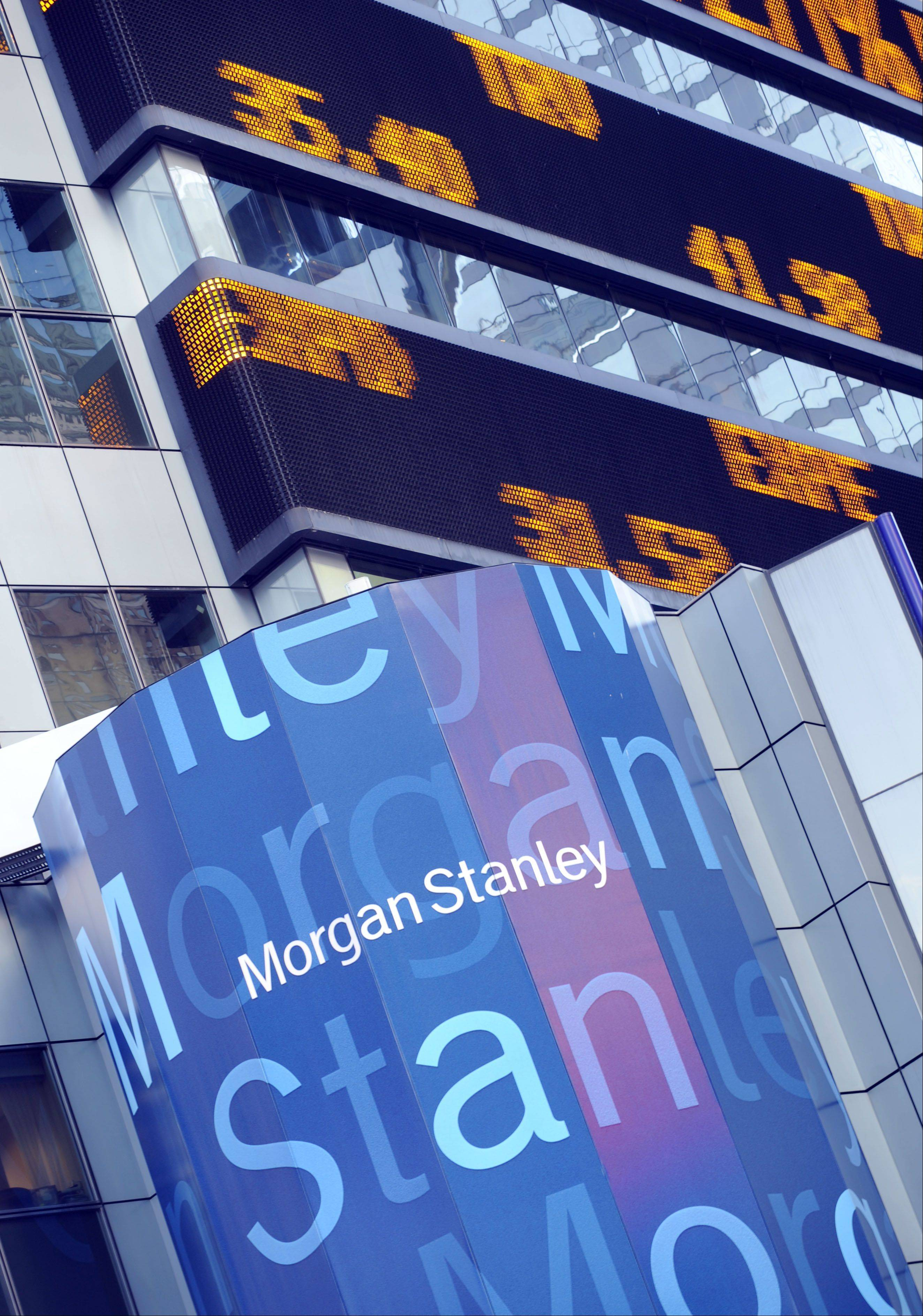 The Federal Reserve says Morgan Stanley will review foreclosures carried out by its old mortgage subsidiary and reimburse any homeowners who were improperly forced out of their homes.